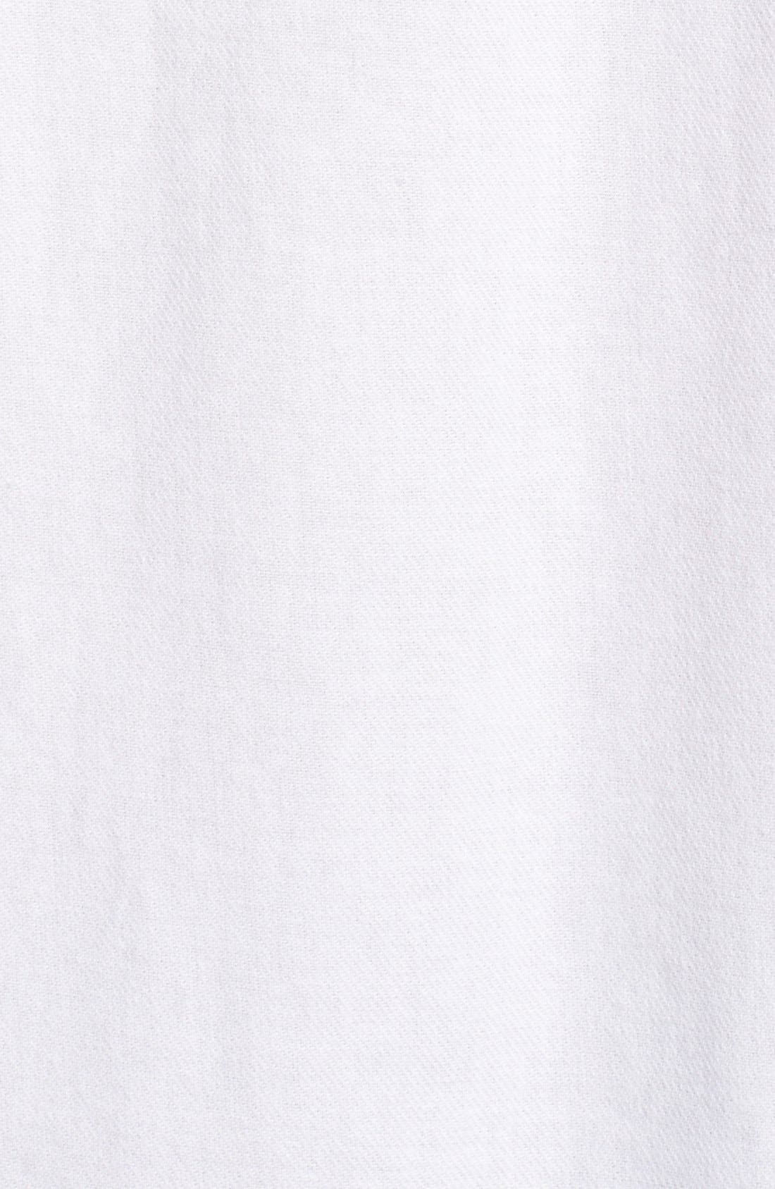 Alternate Image 5  - Madewell Cotton Courier Shirt