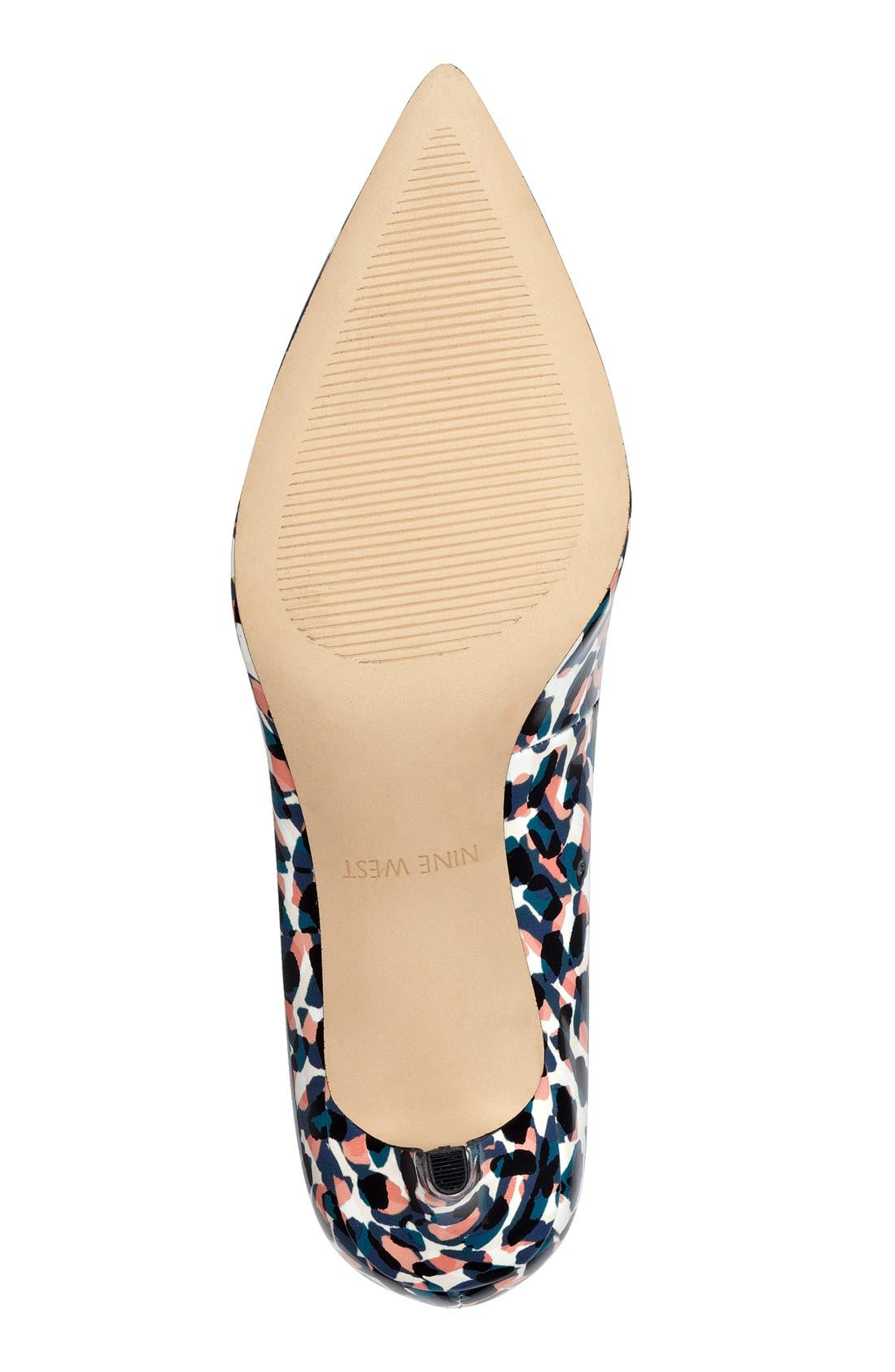 Alternate Image 4  - Nine West 'Xeena' Pointy Toe Pump (Women)