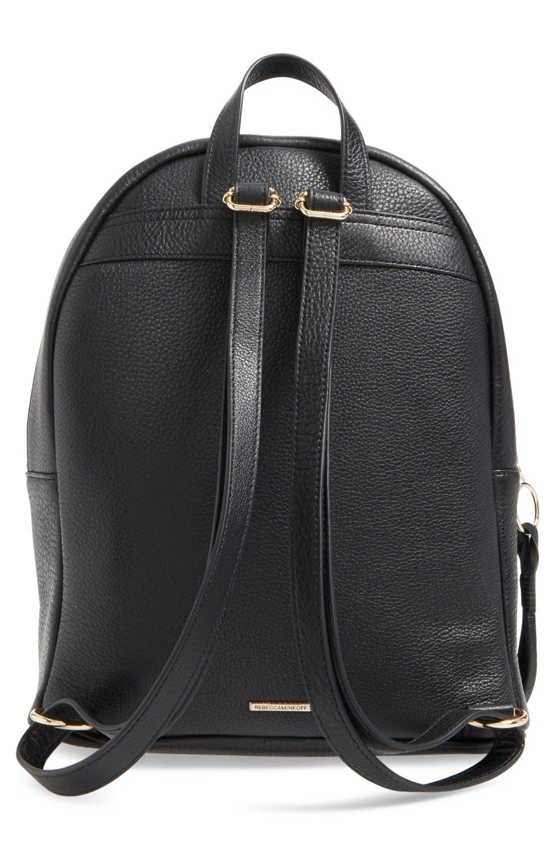 Alternate Image 5  - Rebecca Minkoff 'Lola' Backpack with Detachable Crossbody