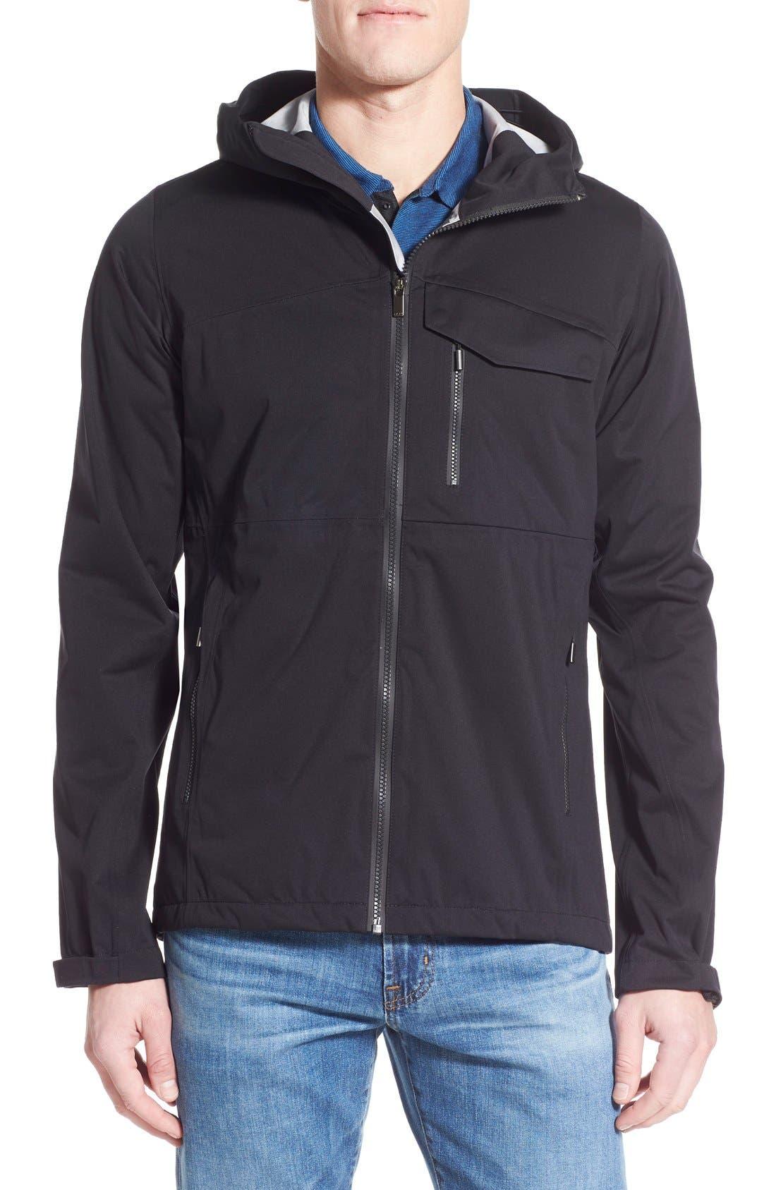 Nau 'Rebound' Regular Fit Zip Hooded Jacket