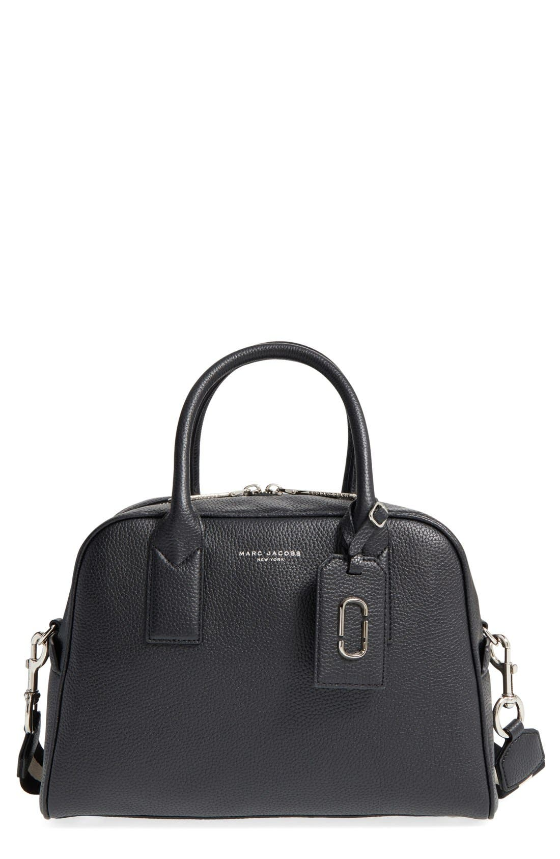 Alternate Image 1 Selected - MARC JACOBS 'Gotham' Bauletto Leather Satchel