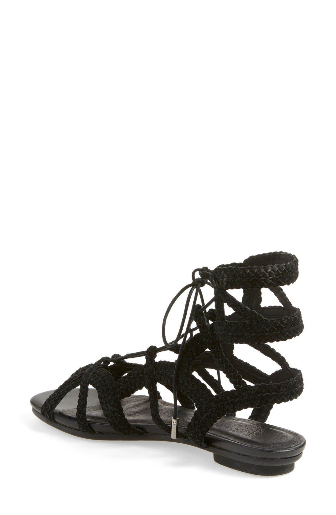 Alternate Image 2  - Joie 'Fynn' Gladiator Sandal (Women)
