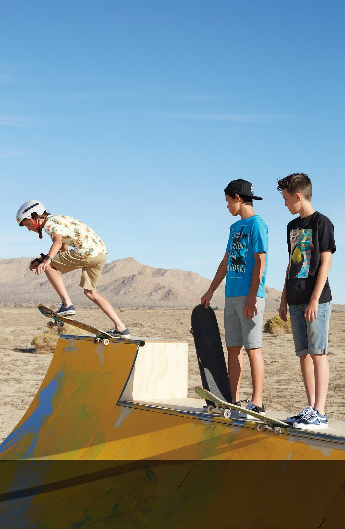 Alternate Image 2  - Tucker + Tate 'Stunt' Chino Shorts (Toddler Boys, Little Boys & Big Boys)