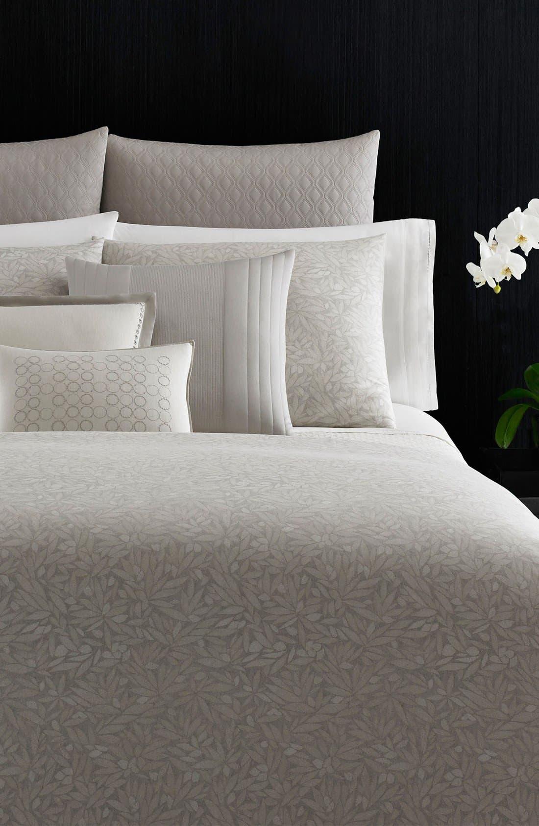 Vera Wang Leaf Duvet Cover