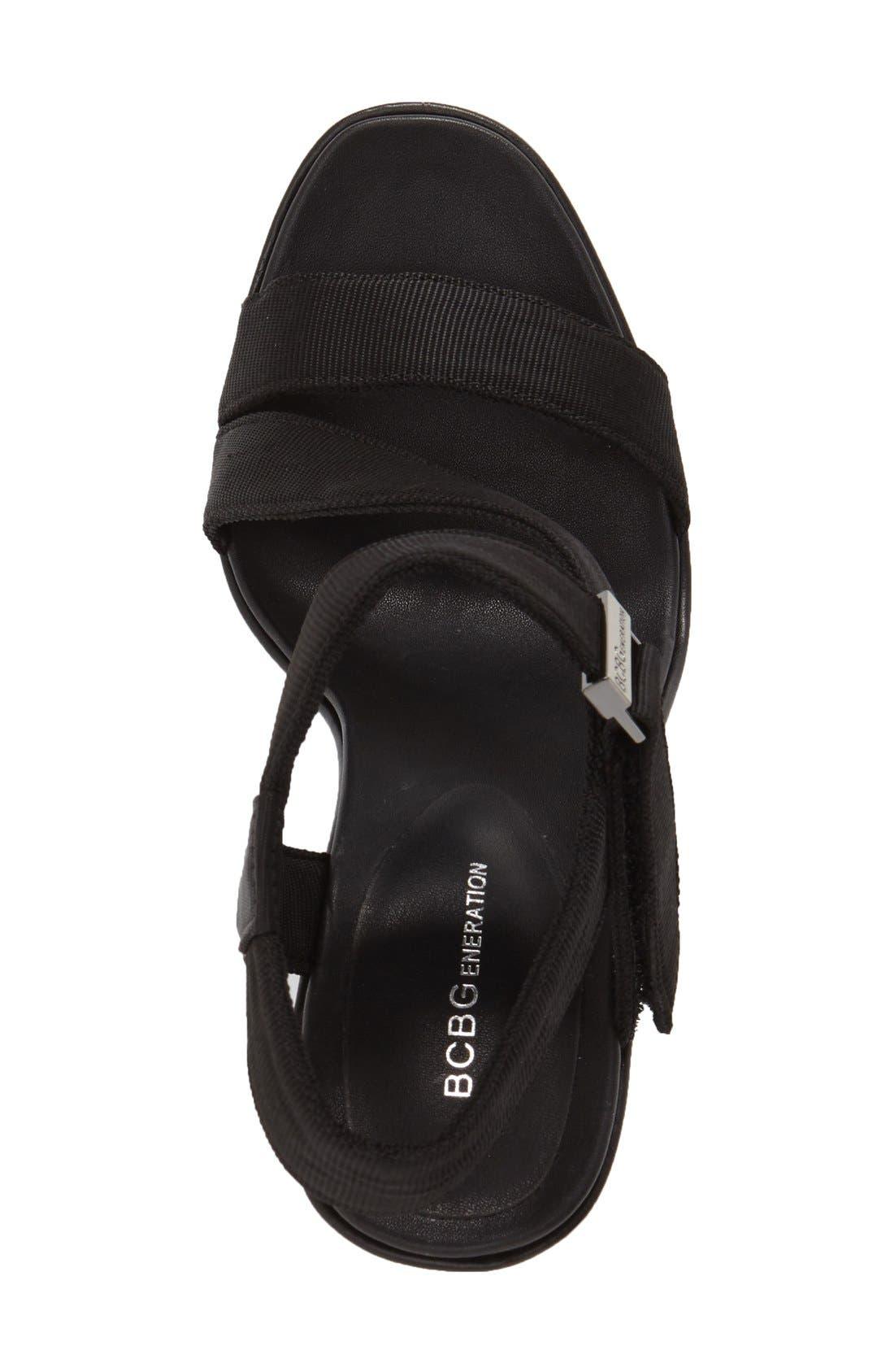 Alternate Image 3  - BCBGeneration 'Carille' Wedge Sandal (Women)