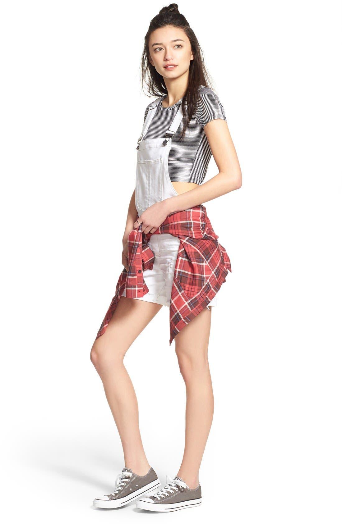 Alternate Image 2  - Converse Chuck Taylor® Low Sneaker (Women)