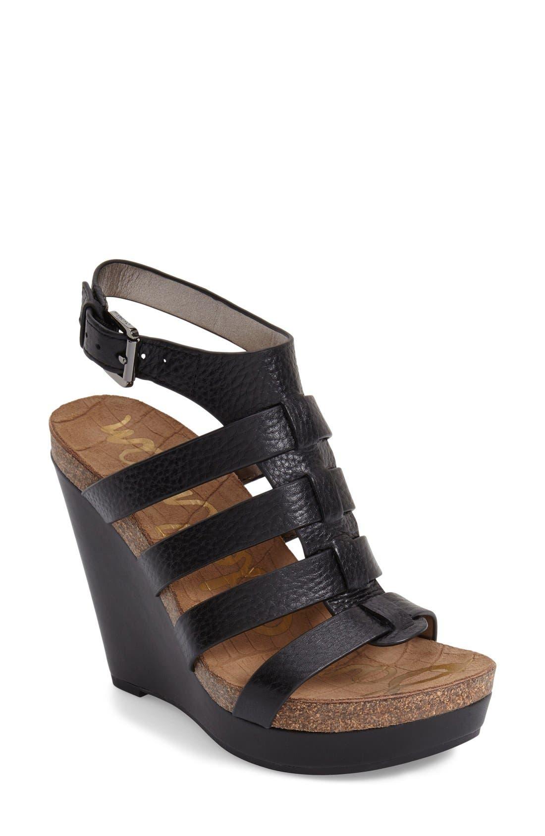 Alternate Image 1 Selected - Sam Edelman 'Nayla' Sandal (Women)