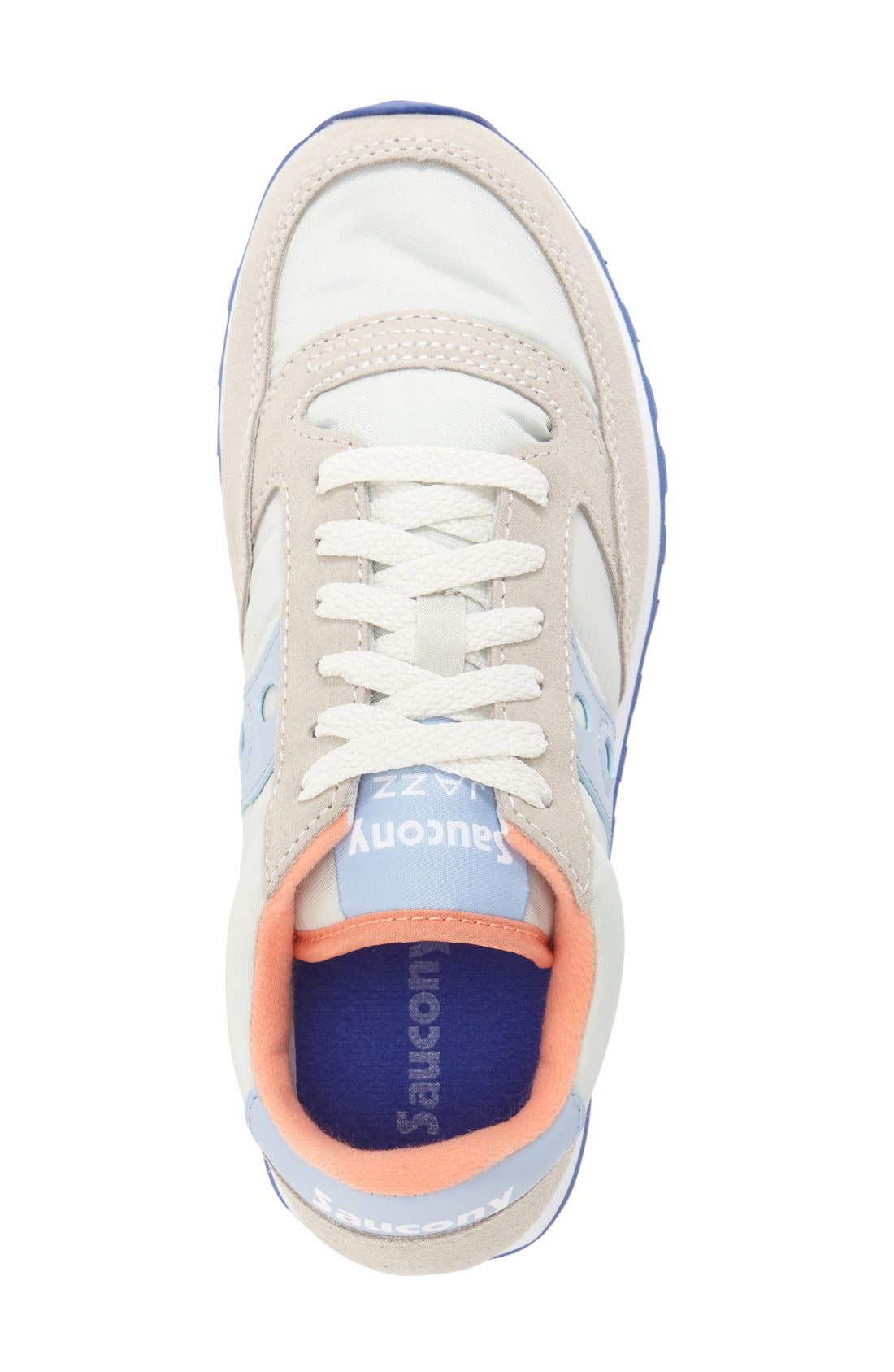 Alternate Image 3  - Saucony 'Jazz - Low Pro' Sneaker (Women)