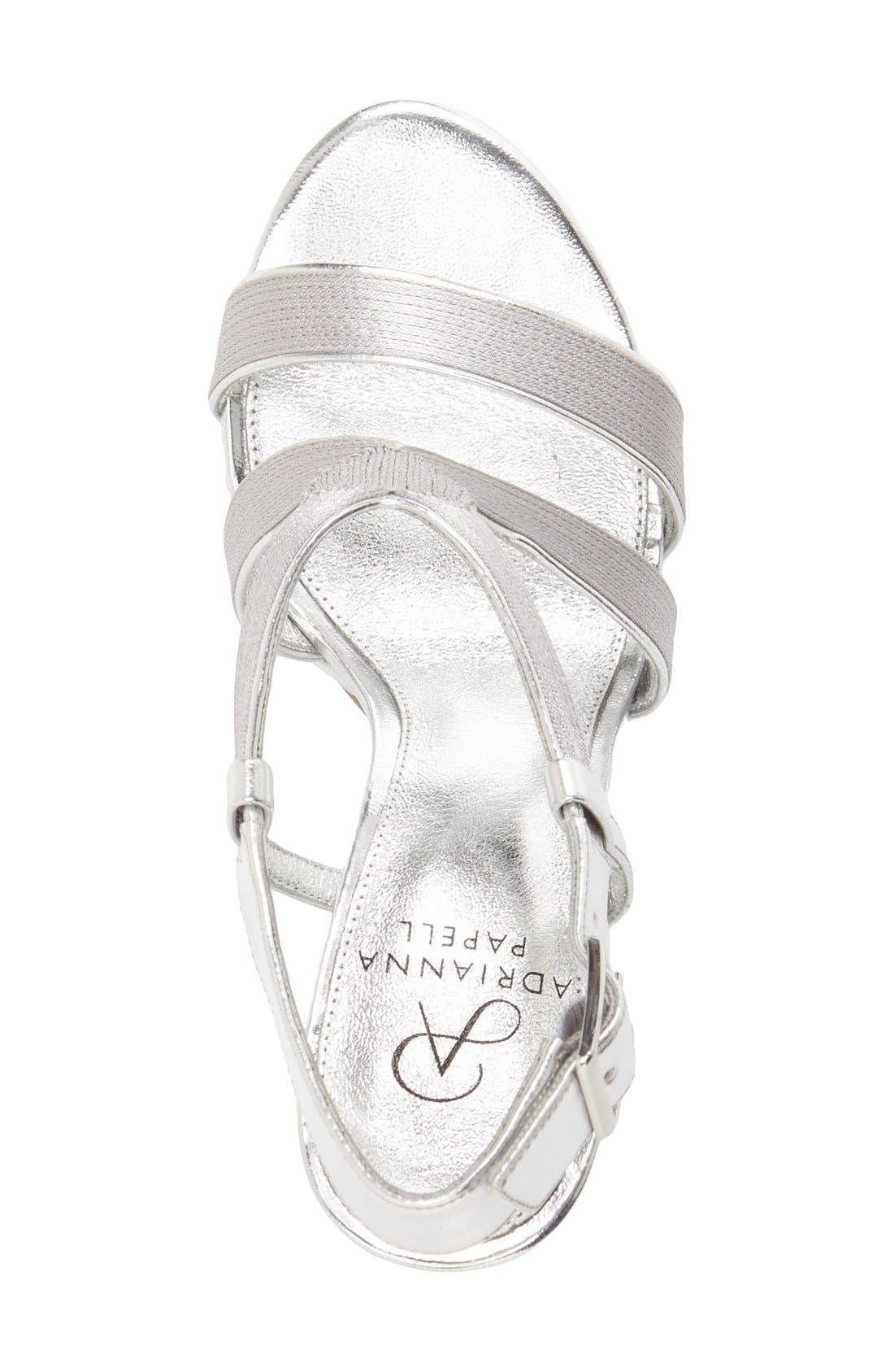 Alternate Image 3  - Adrianna Papell 'Anette' Platform Sandal (Women)