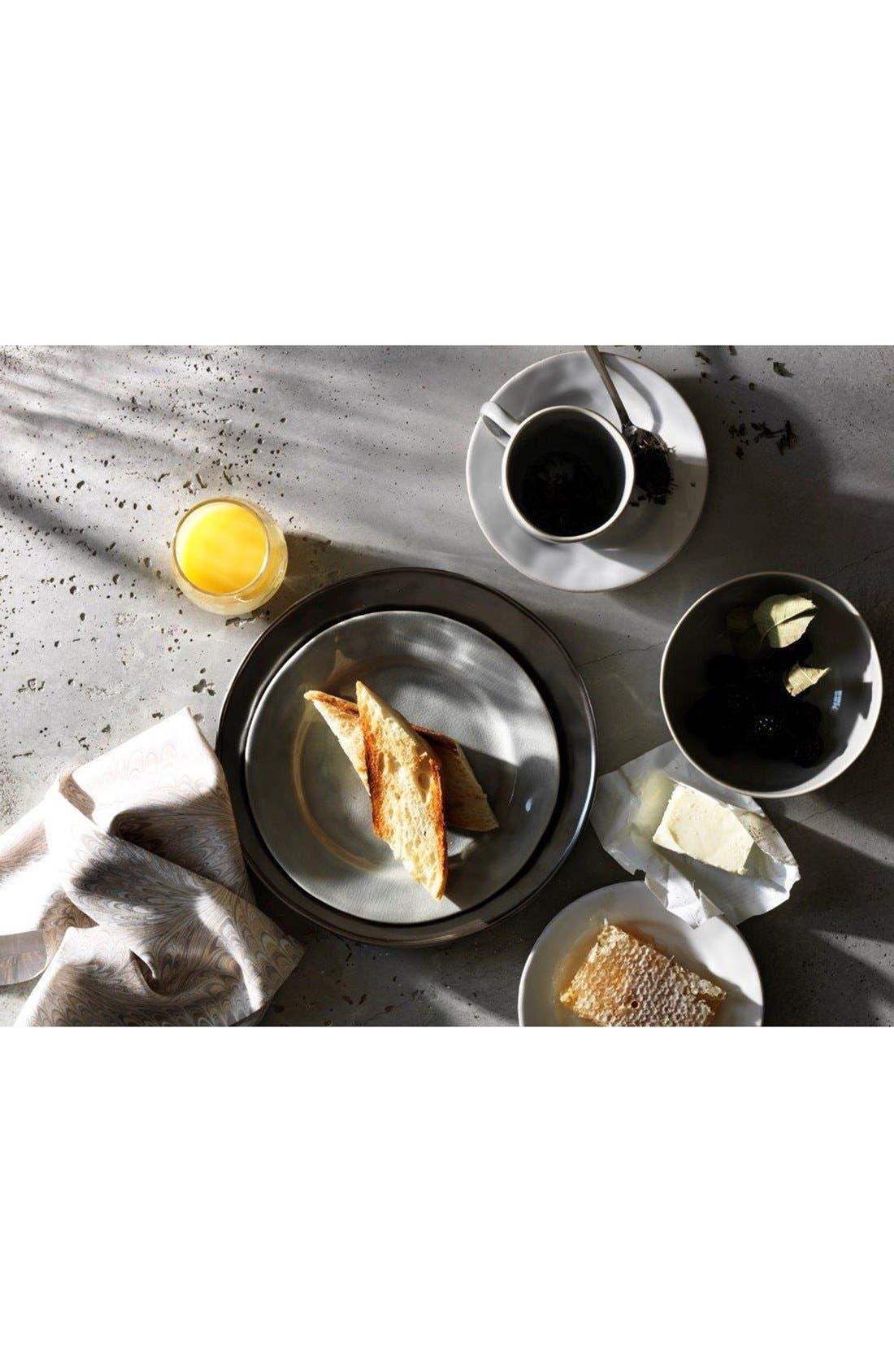Alternate Image 2  - Juliska 'Pewter' Stoneware Dinner Plate