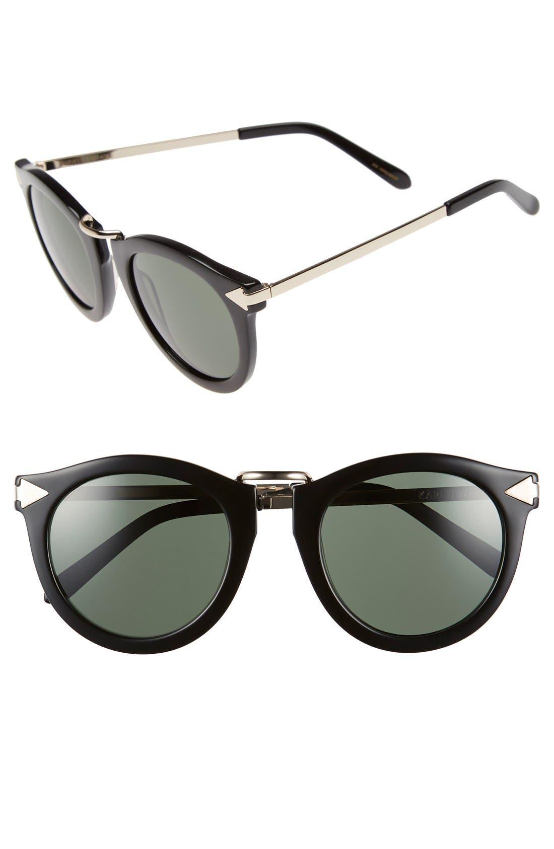 Main Image - Karen Walker 'Harvest' 50mm Sunglasses