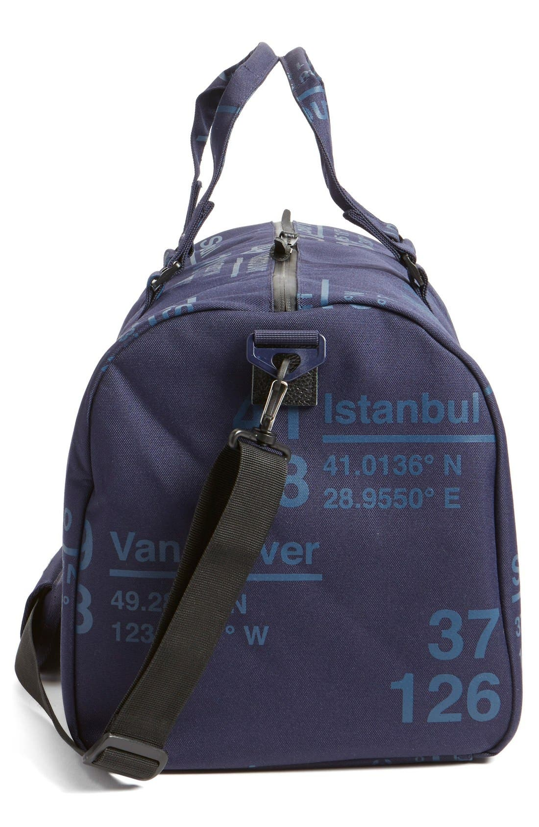 Alternate Image 5  - Herschel Supply Co. 'Novel' Duffel Bag