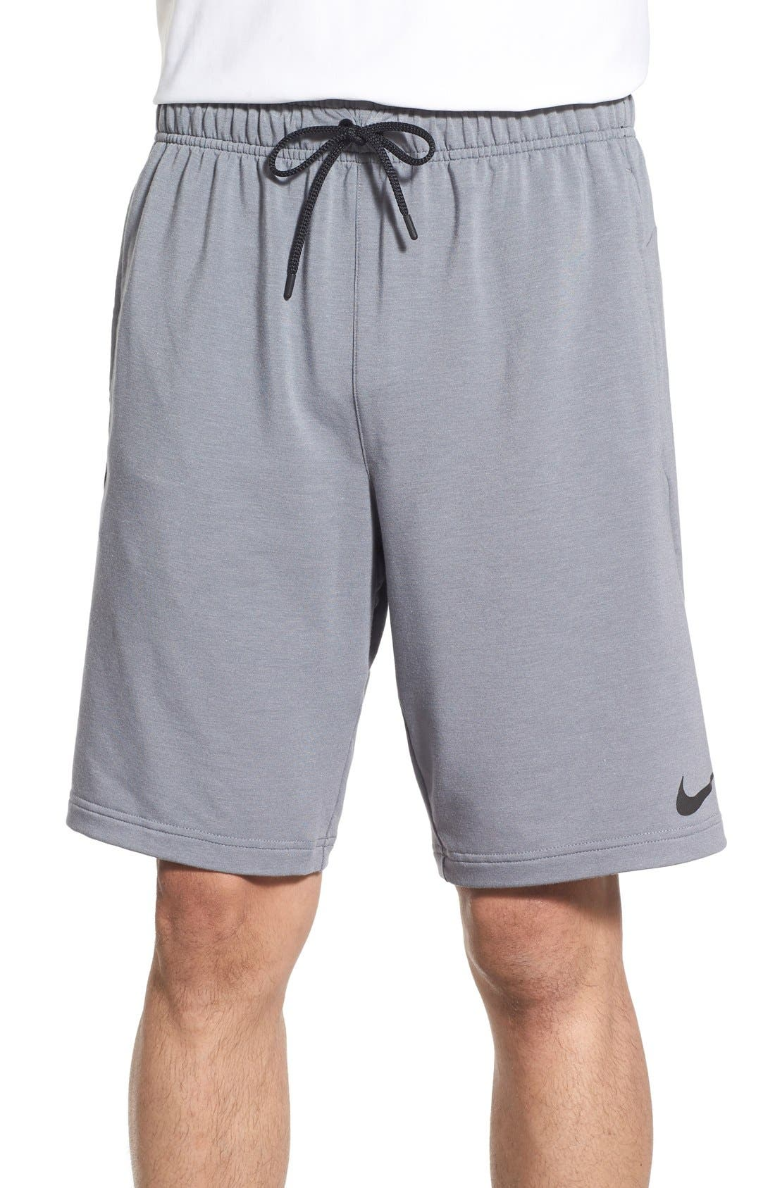 Nike Dri-FIT Fleece Training Shorts
