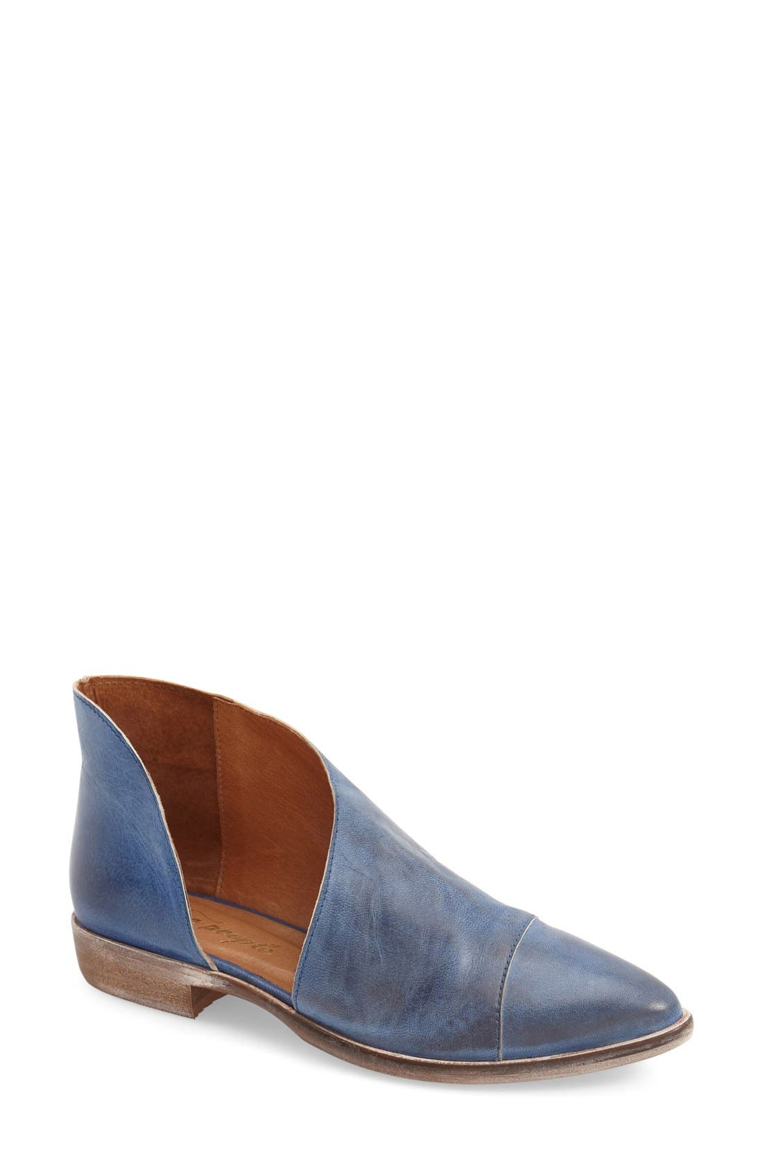 Alternate Image 1 Selected - Free People 'Royale' Pointy Toe Boot