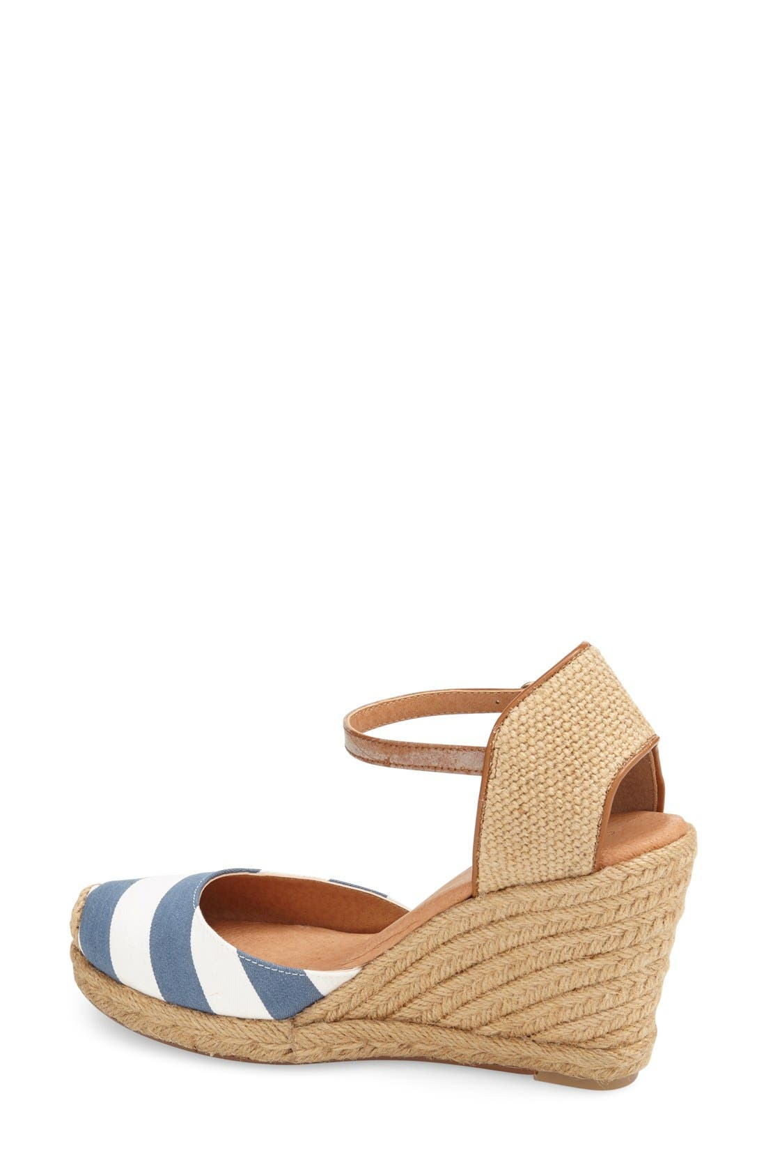 Alternate Image 2  - Caslon® 'Blaire' Espadrille Wedge (Women)