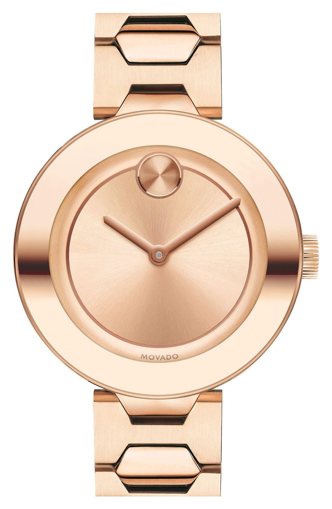 MOVADO 'Bold' Bracelet Watch, 32mm