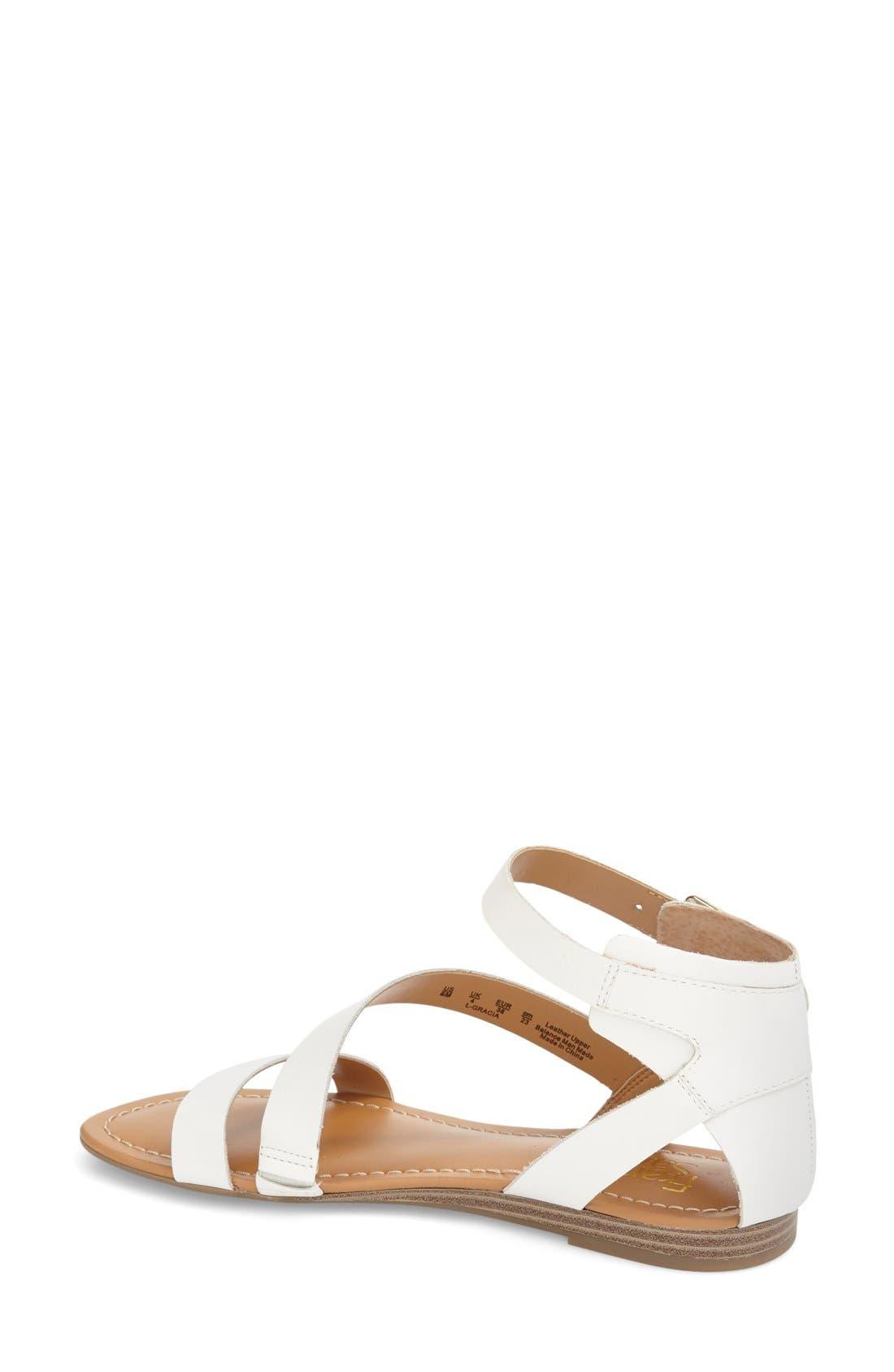 Alternate Image 2  - Franco Sarto 'Gracie' Ankle Strap Sandal (Women)