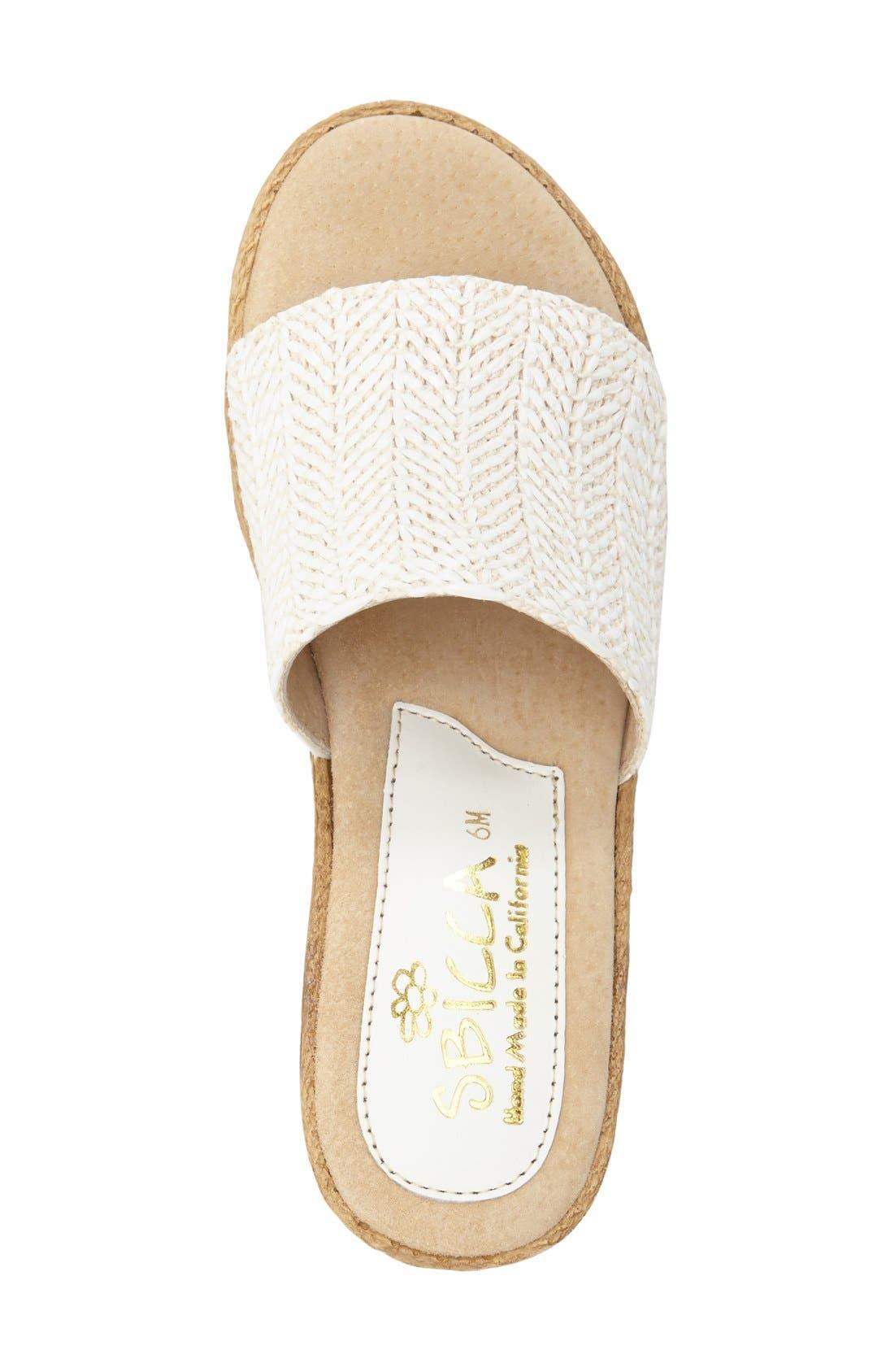 Alternate Image 3  - Sbicca 'Fiorella' Sandal (Women)