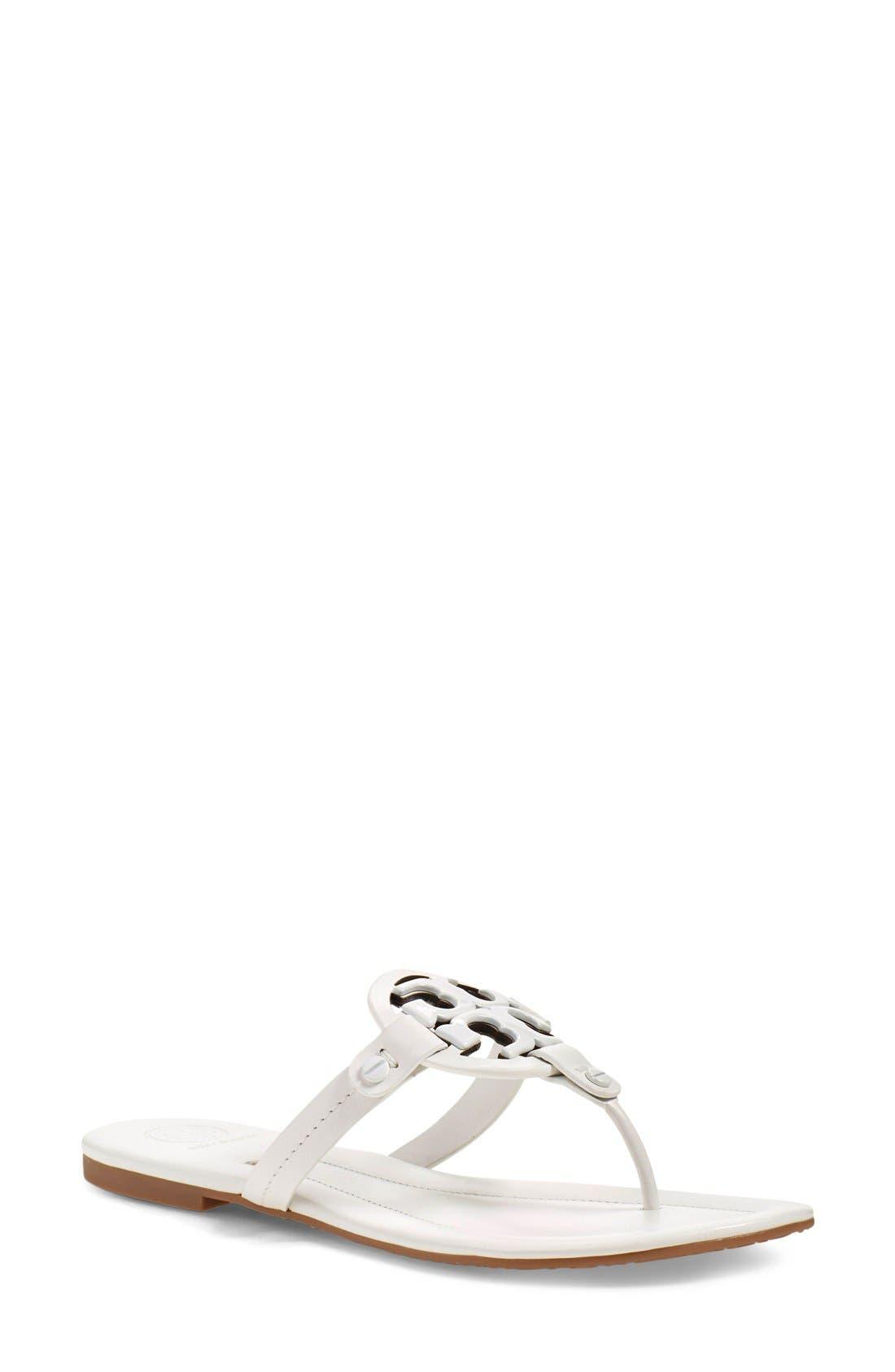 Alternate Image 1 Selected - Tory Burch 'Miller 2' Logo Sandal (Women)