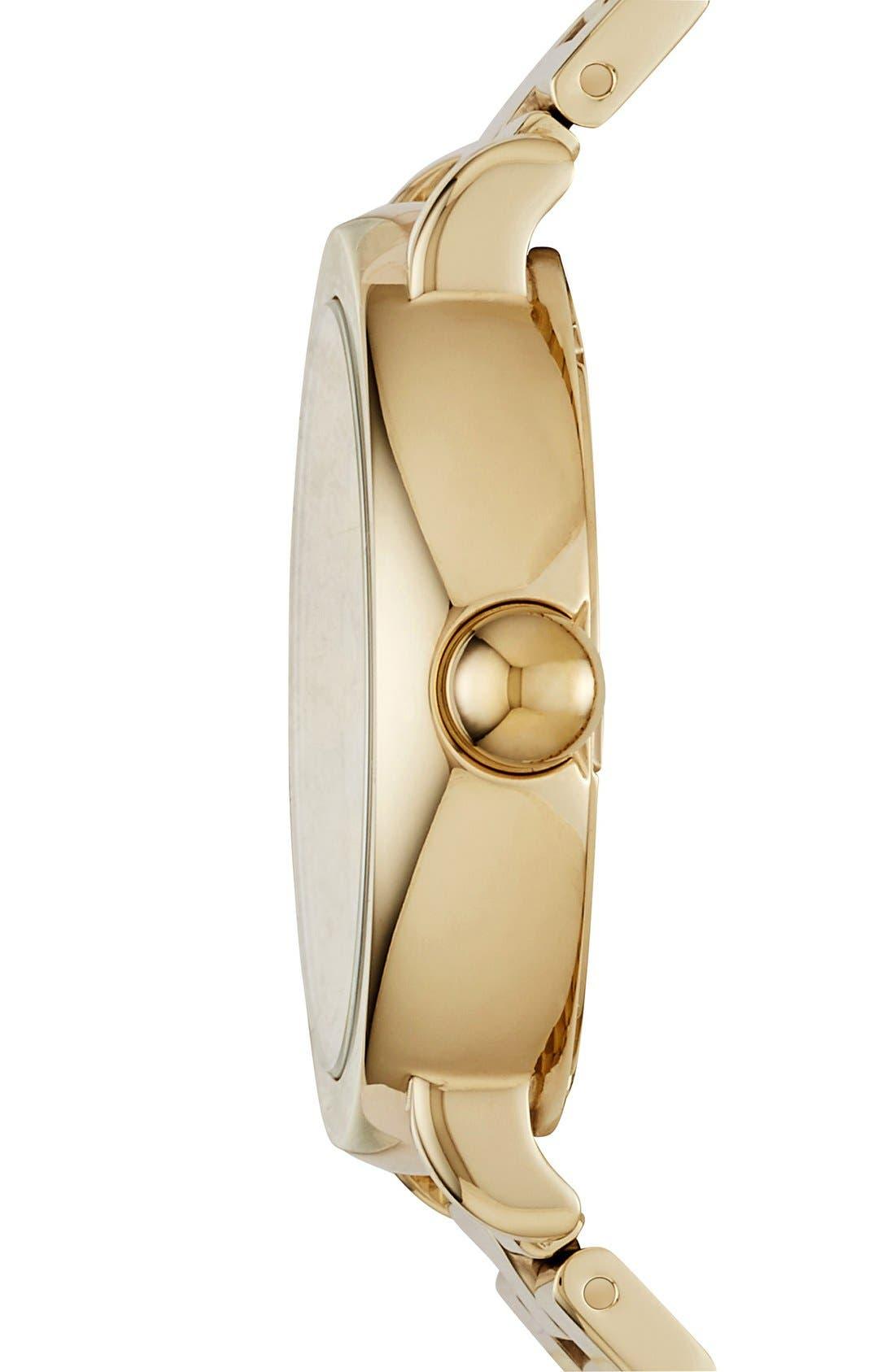 Alternate Image 2  - MARC JACOBS 'Riley' Bracelet Watch, 36mm