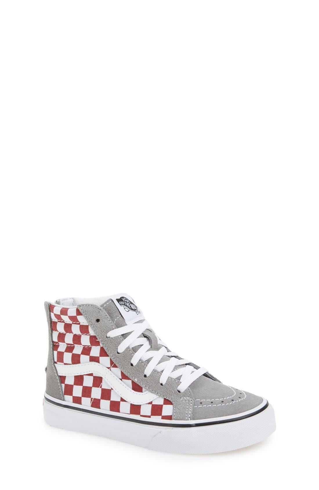 VANS 'Sk8-Hi Zip' Sneaker