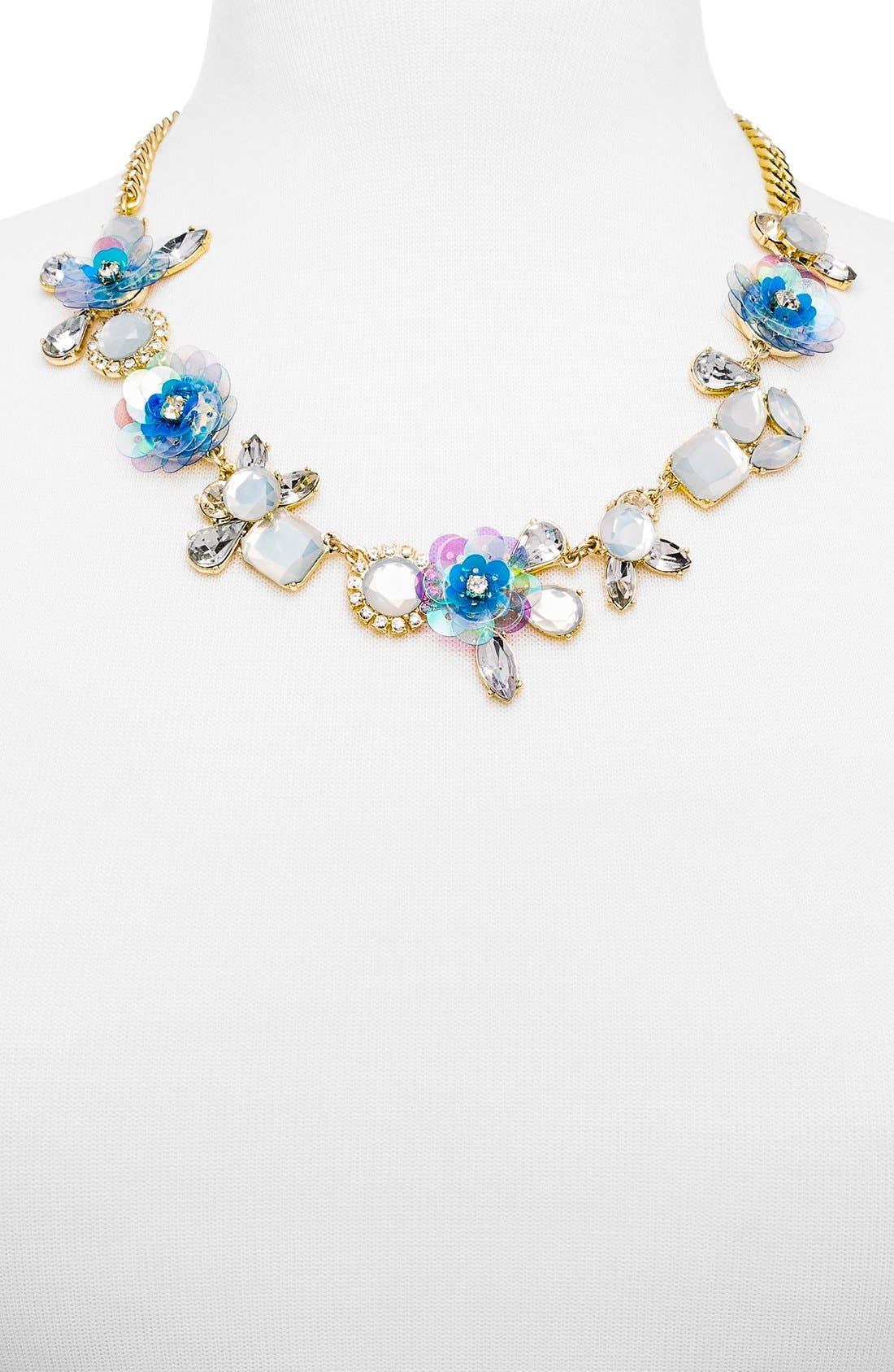 Alternate Image 2  - BaubleBar 'Kiara' Collar Necklace