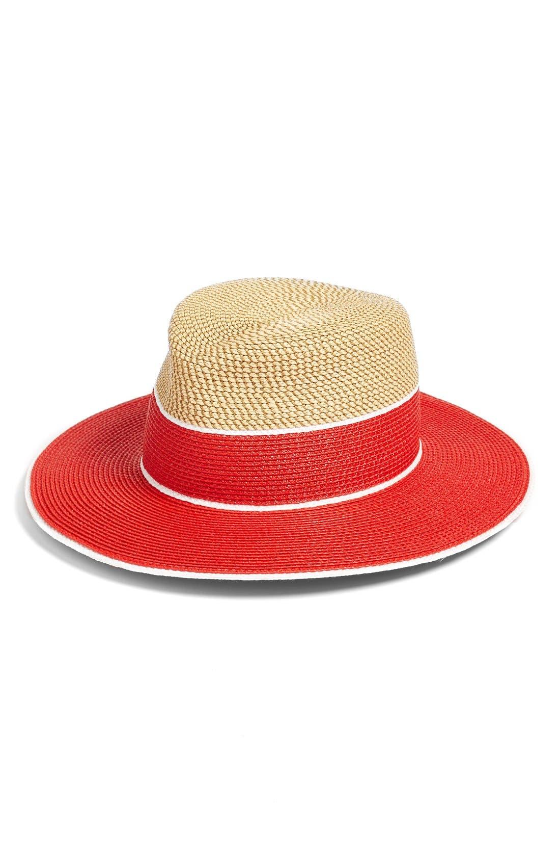 Eric Javits 'Georgia' Woven Hat