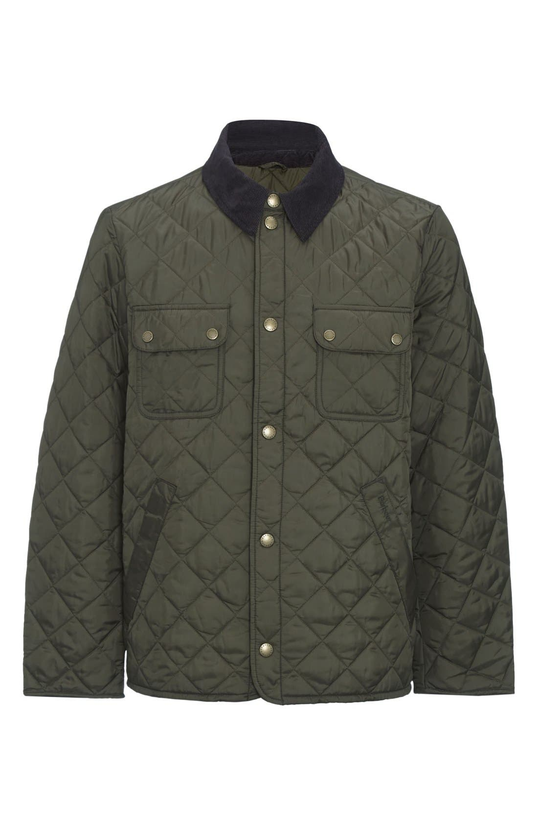 Alternate Image 2  - Barbour 'Tinford' Regular Fit Quilted Jacket