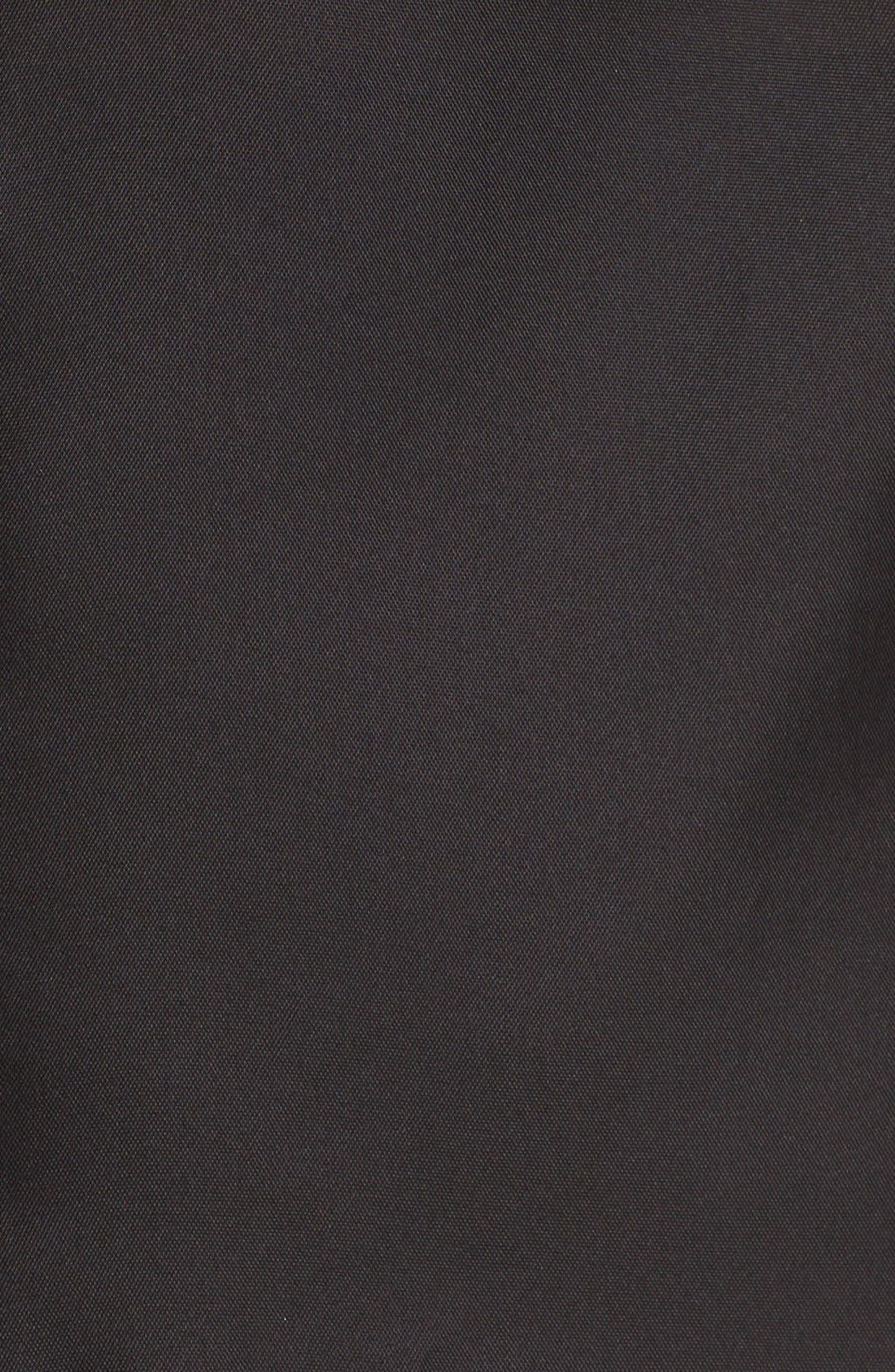 Alternate Image 4  - Rick Owens Draped Silk Tunic