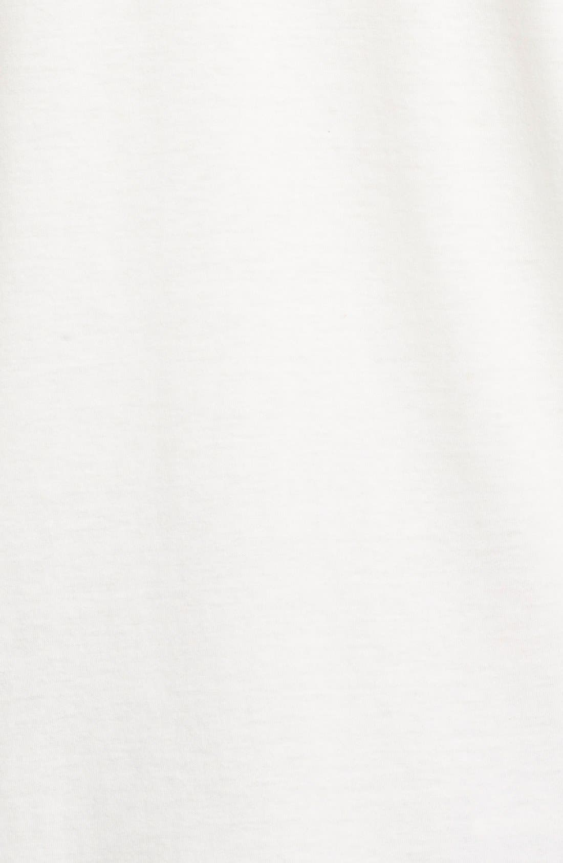 Alternate Image 3  - Moschino Teddy Print Cotton Tee