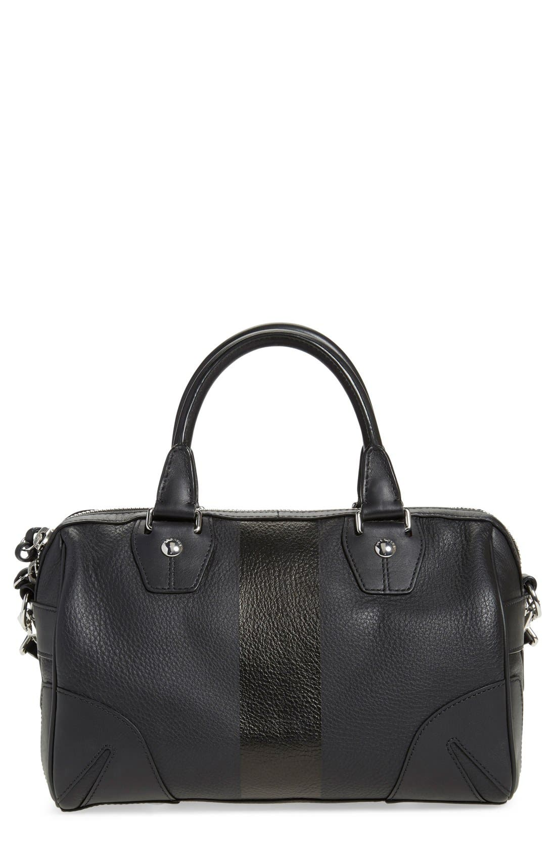 RAG & BONE 'Small Flight' Leather Satchel