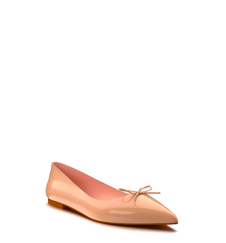 Free shipping BOTH ways on pointed toe flats, from our vast selection of styles. Fast delivery, and 24/7/ real-person service with a smile. Click or call