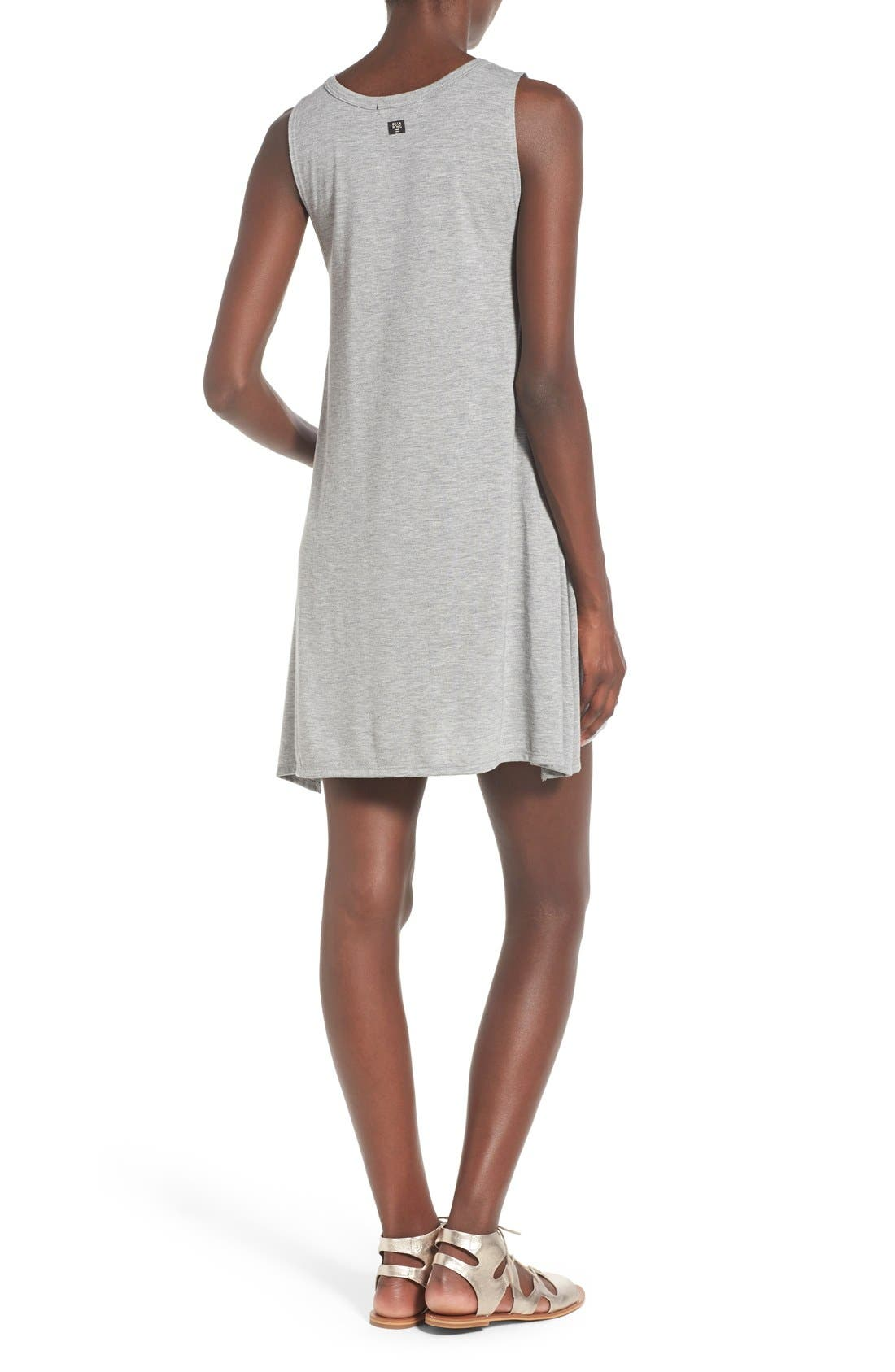 Alternate Image 2  - Billabong 'Last Call' Sleeveless Swing Dress