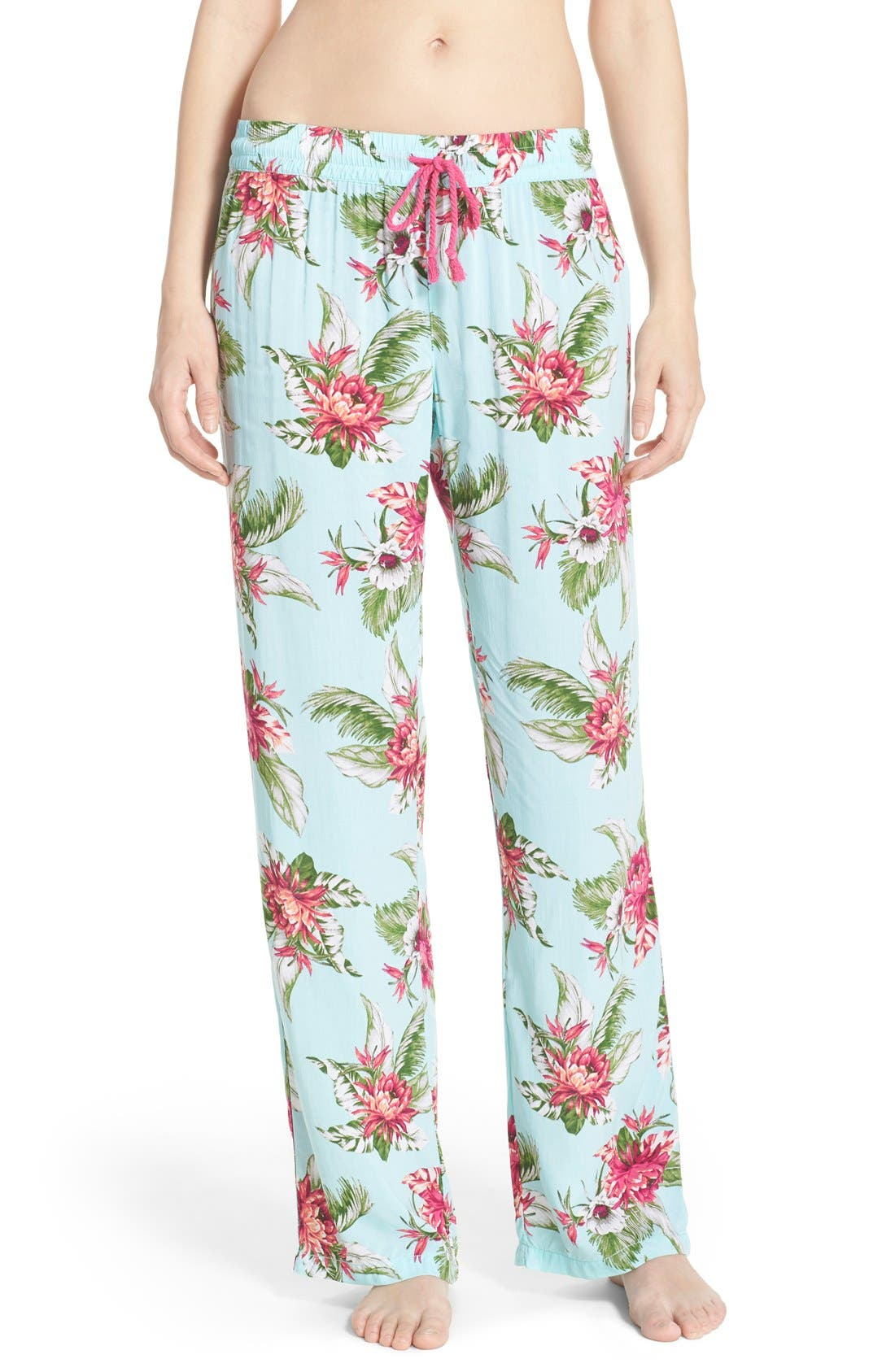 Alternate Image 1 Selected - PJ Salvage Print Pajama Pants