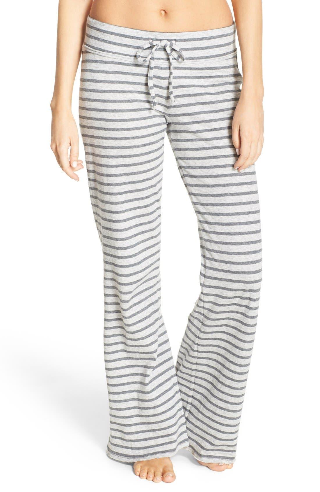 Nordstrom Lingerie 'Lazy Mornings' Lounge Pants