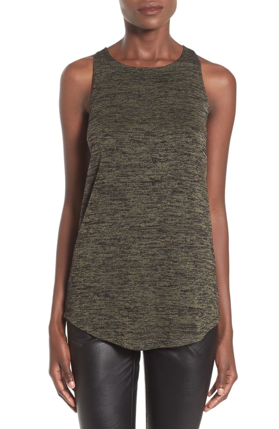 Alternate Image 1 Selected - Leith High Neck Tank