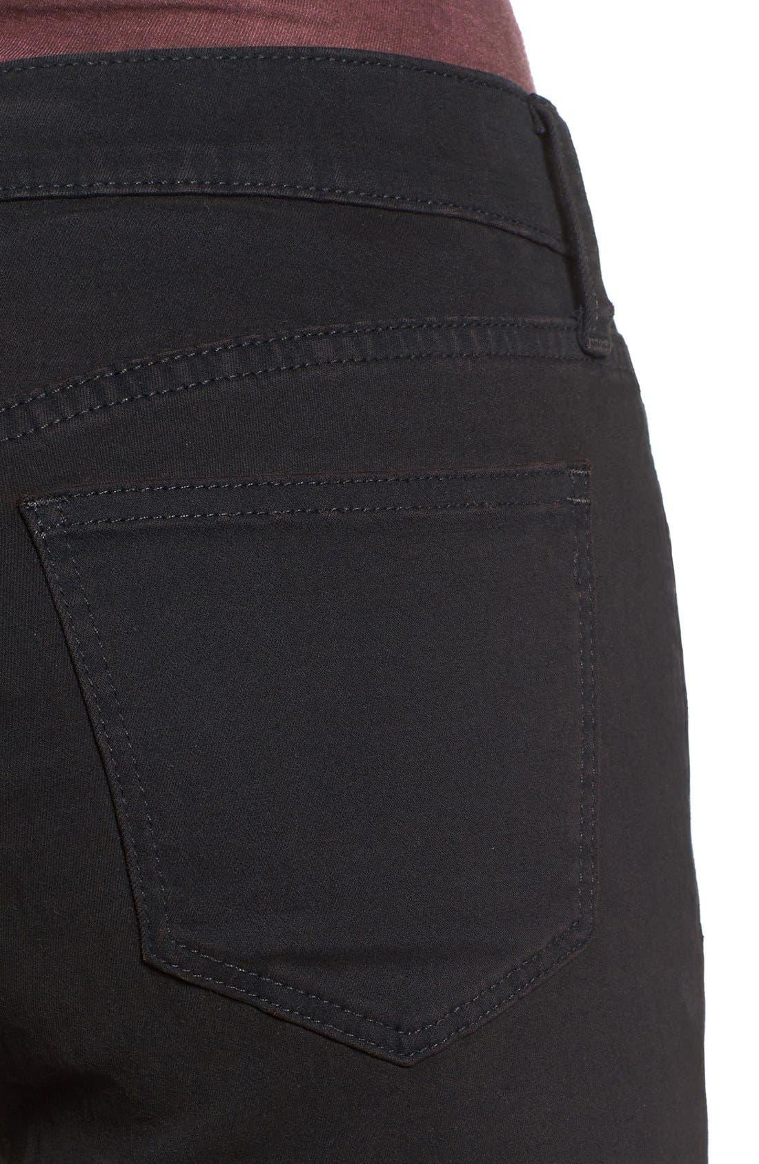 Alternate Image 5  - Madewell Garment Dyed Skinny Jeans