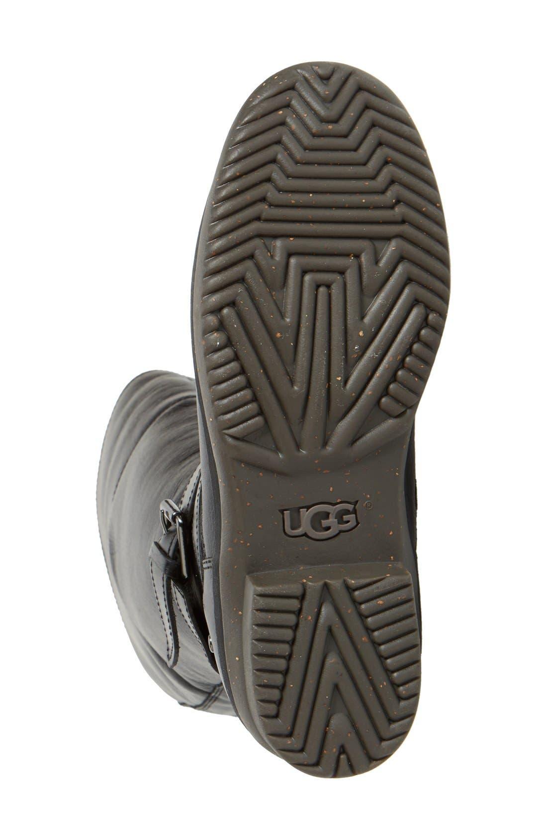 Alternate Image 4  - UGG® Evanna Riding Boot (Women)