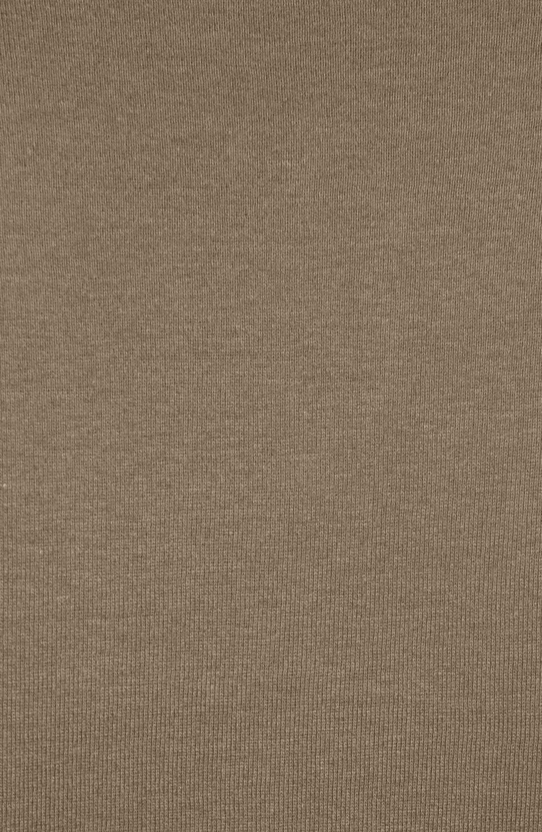 Alternate Image 9  - Caslon® Short Sleeve Scoop Neck Tee (Regular & Petite)
