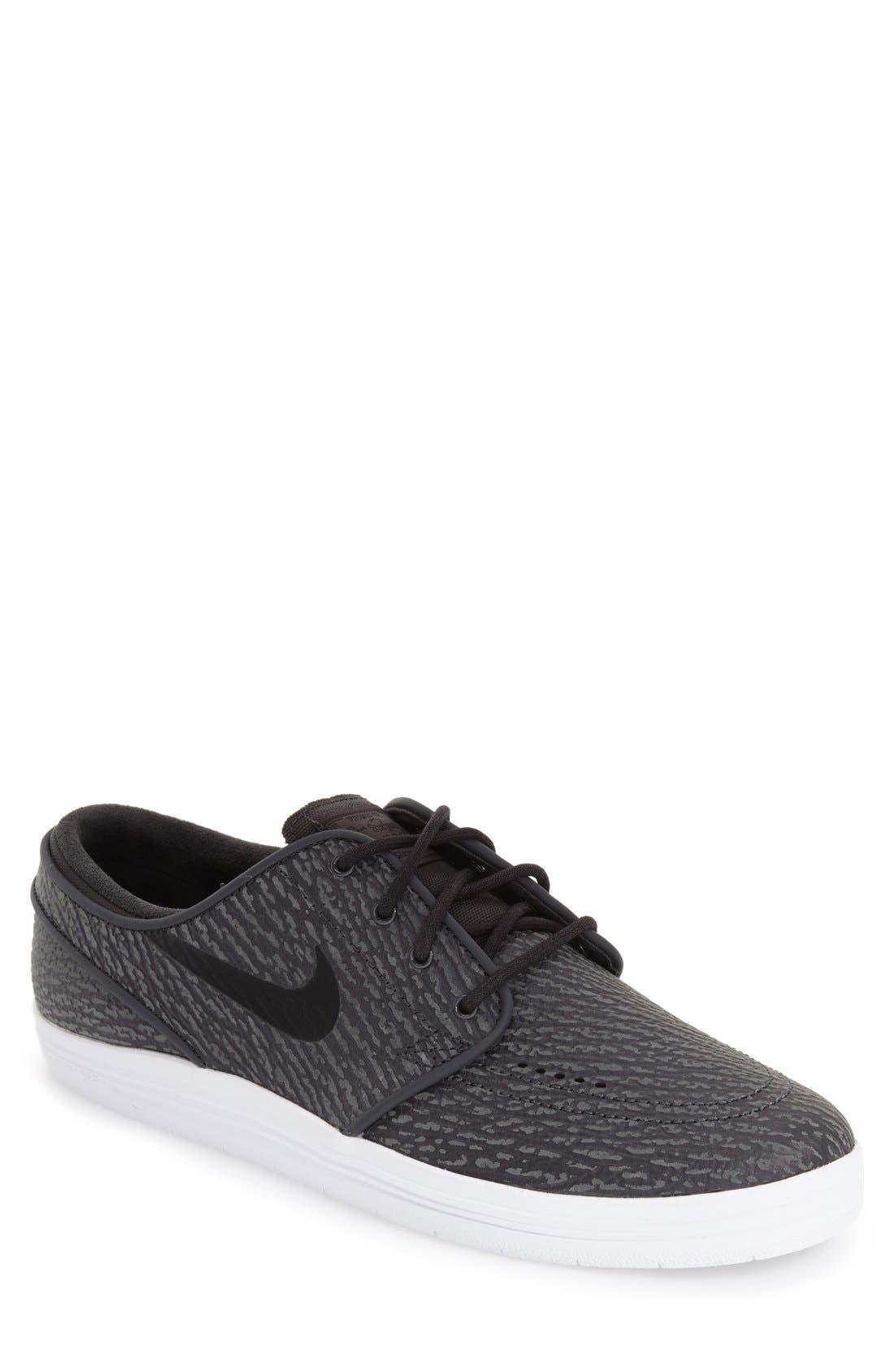 Main Image - Nike 'Lunar - Stefan Janoski SB' Skate Shoe (Men)