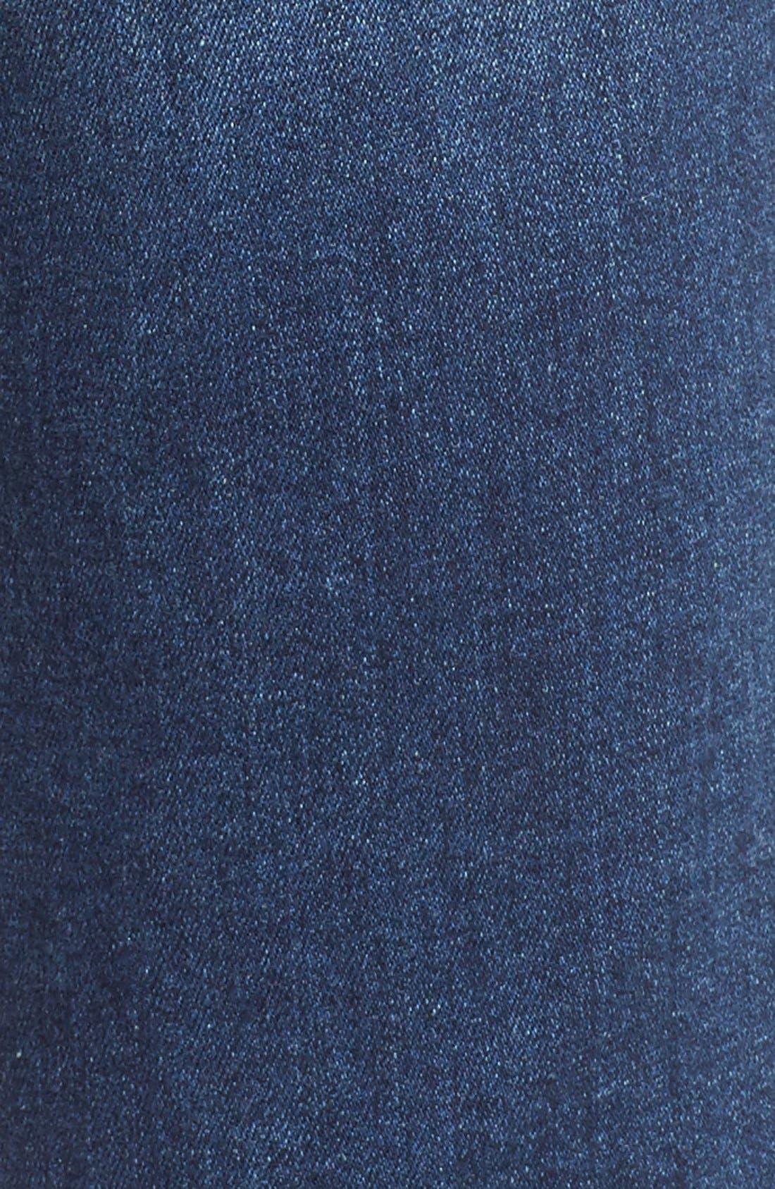 Alternate Image 5  - STS Blue 'Taylor Tomboy' Distressed Boyfriend Jeans (West San Clement)