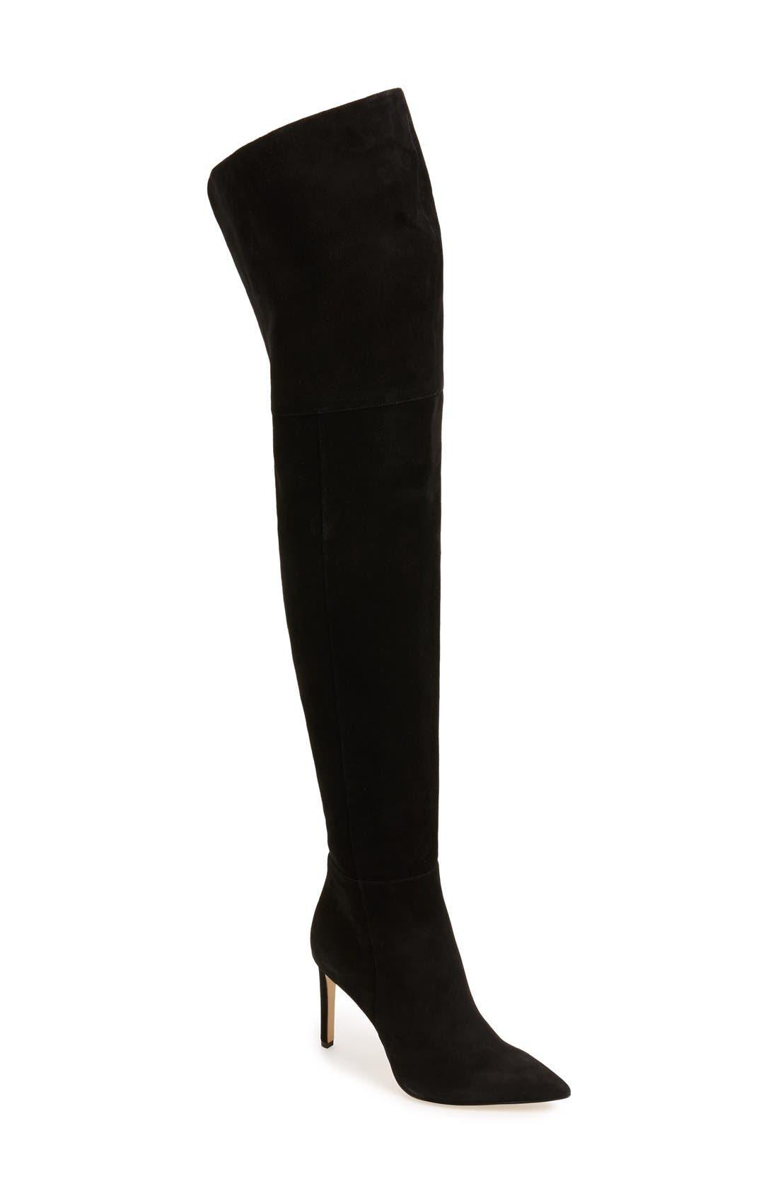 Alternate Image 1 Selected - Sam Edelman Bernadette Over the Knee Boot (Women)