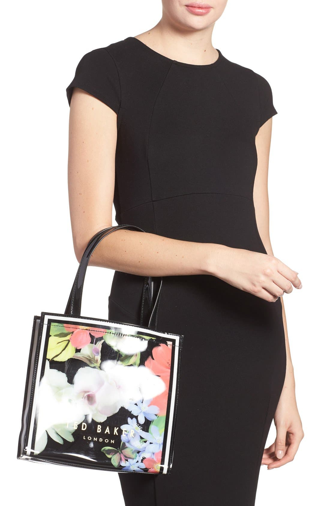 Alternate Image 2  - Ted Baker London 'Small Icon - Forget Me Not' Tote