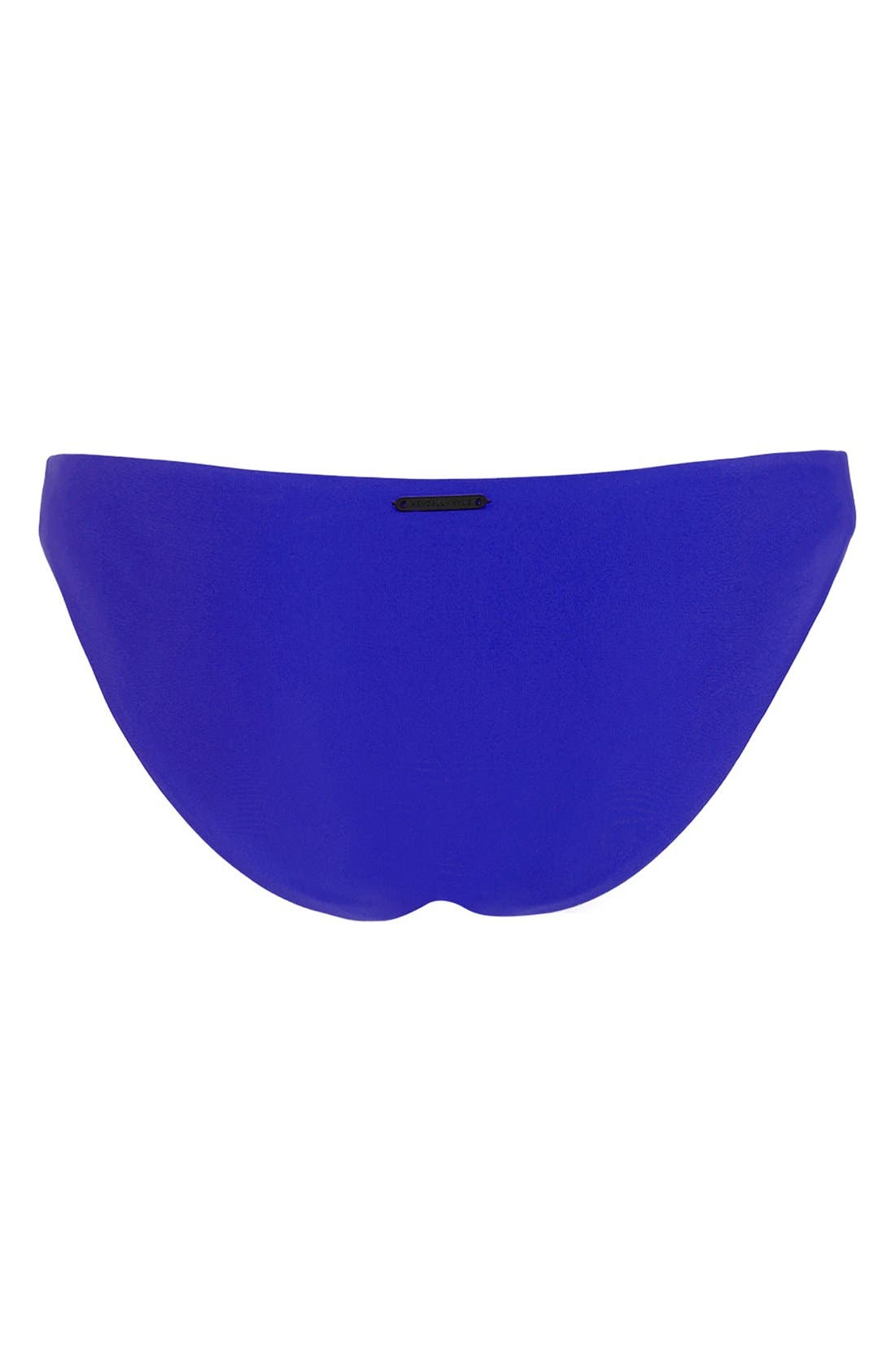 Alternate Image 2  - KENDALL + KYLIE at Topshop Solid Neoprene Bikini Bottoms