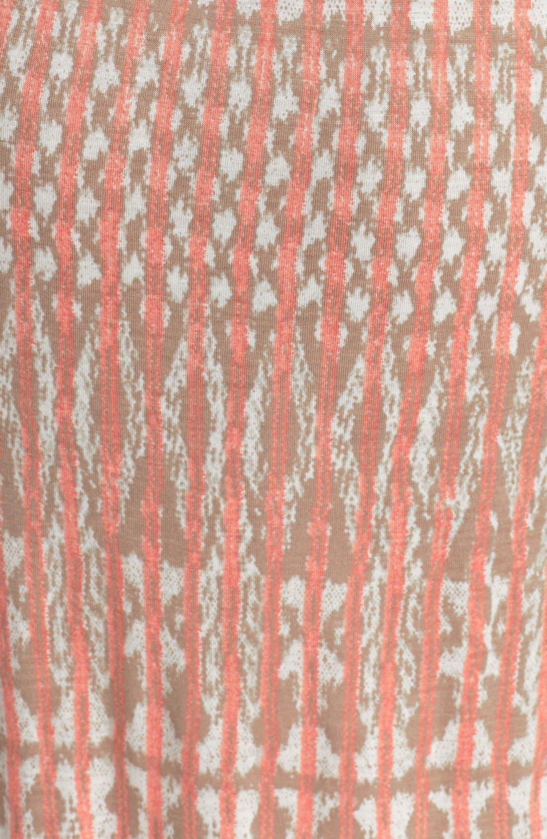 Alternate Image 5  - Joie 'Nahia' Ikat Print Blouson Maxi Dress