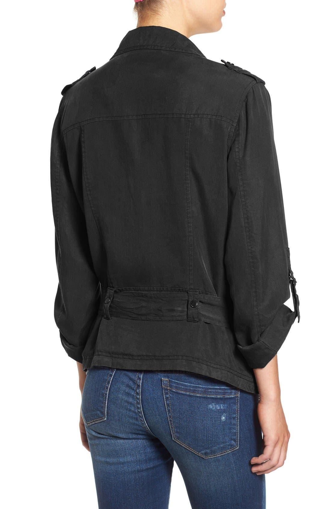 Alternate Image 2  - BLANKNYC Soft Utility Jacket