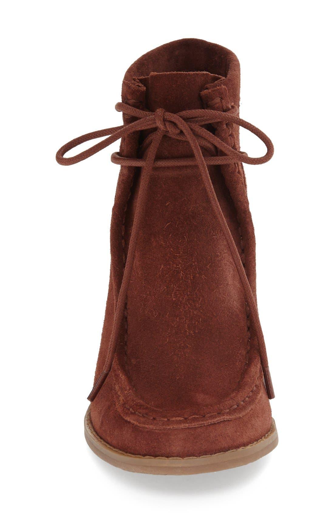 Alternate Image 3  - Lucky Brand 'Ysabel' Wedge Chukka Boot (Women)