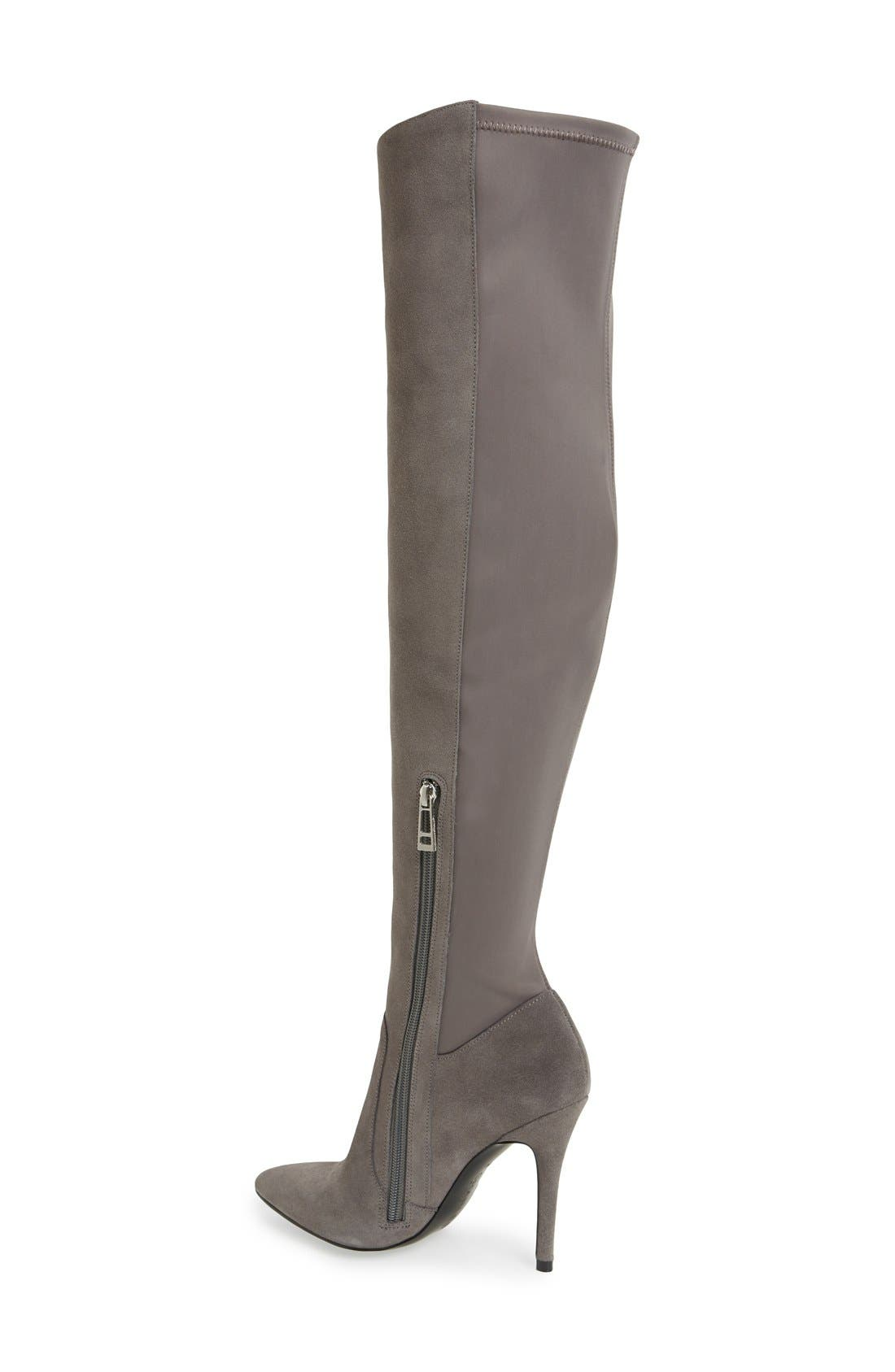 Alternate Image 2  - Charles by Charles David 'Paso' Over The Knee Boot (Women)