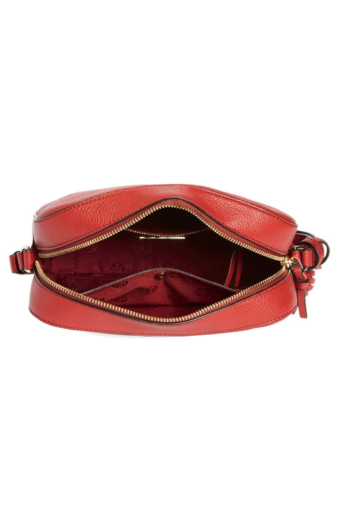 Alternate Image 4  - Tory Burch 'Thea' Leather Shoulder Bag