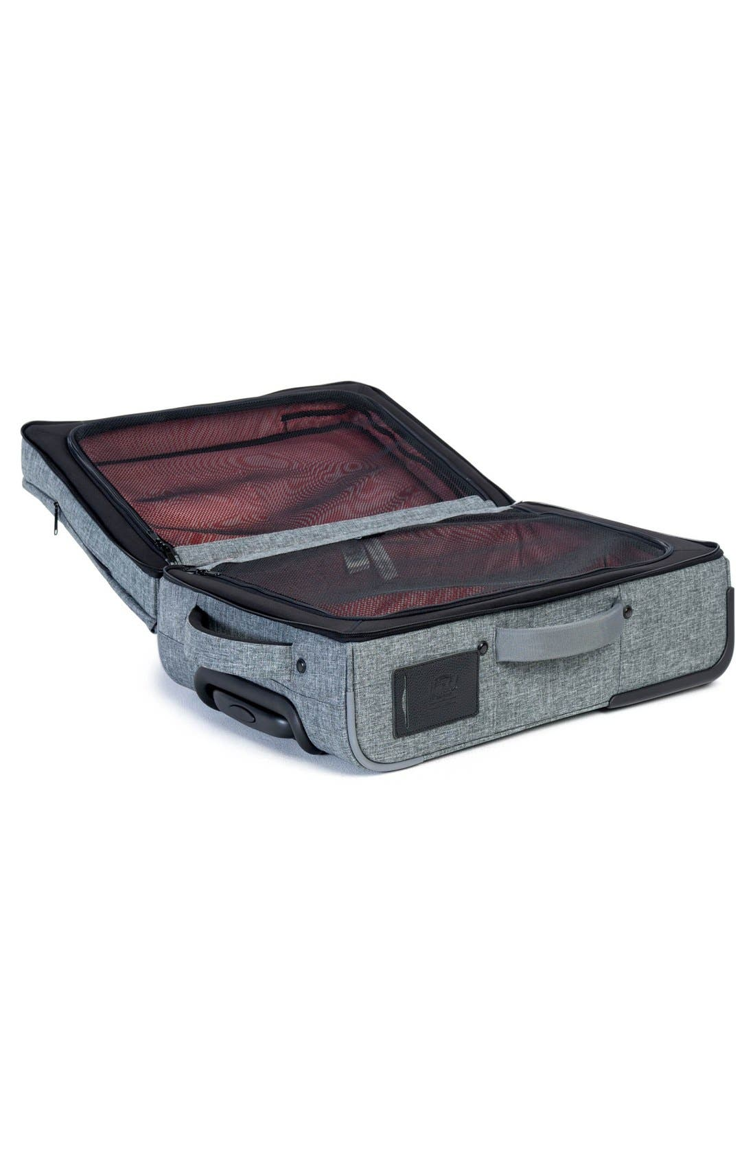 Alternate Image 2  - Herschel Supply Co. 'New Campaign' Rolling Suitcase (24 Inch)